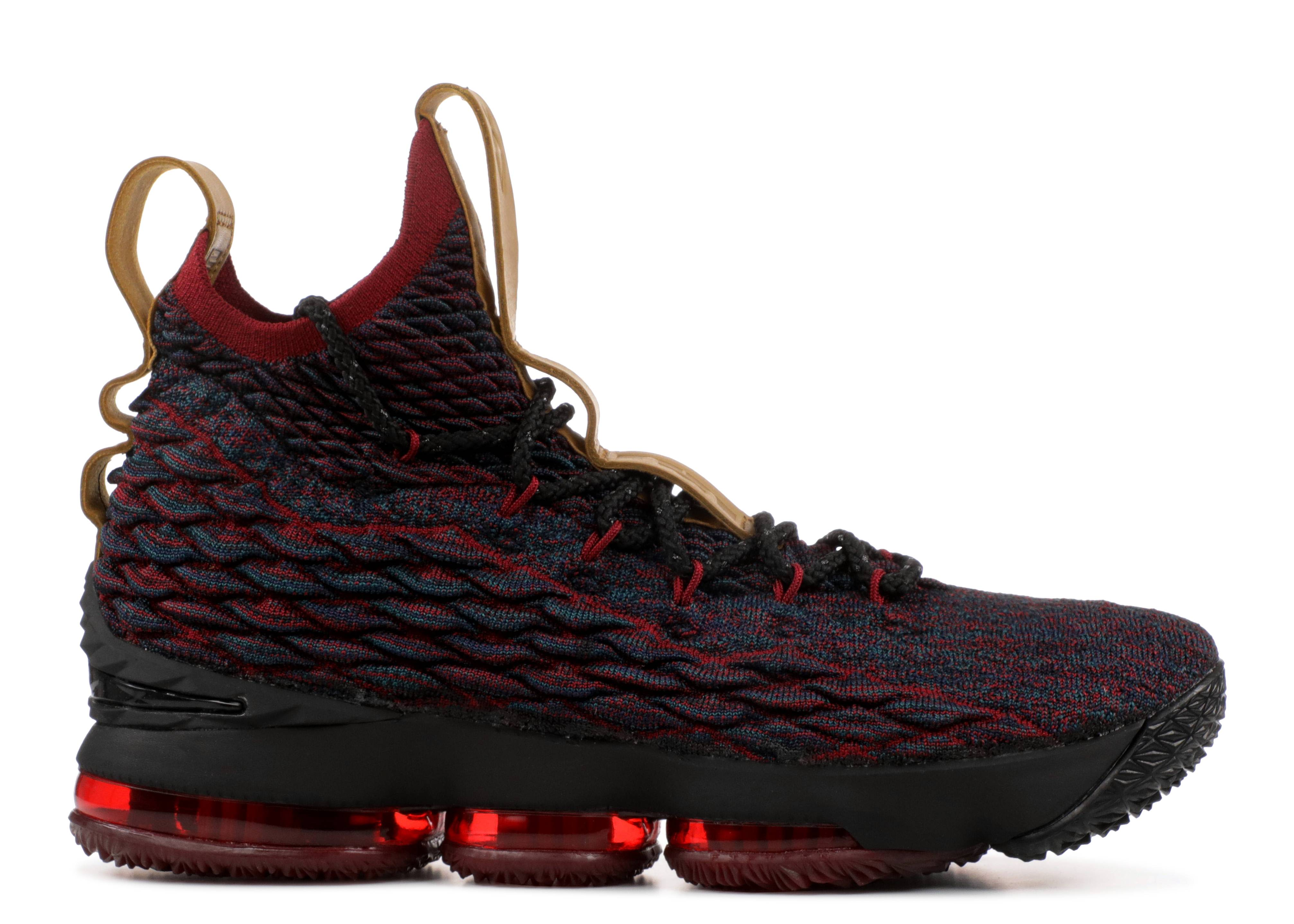 LeBron 15 LeBron 15 'New Heights' - Nike - 897648 300 - dark atomic teal ...