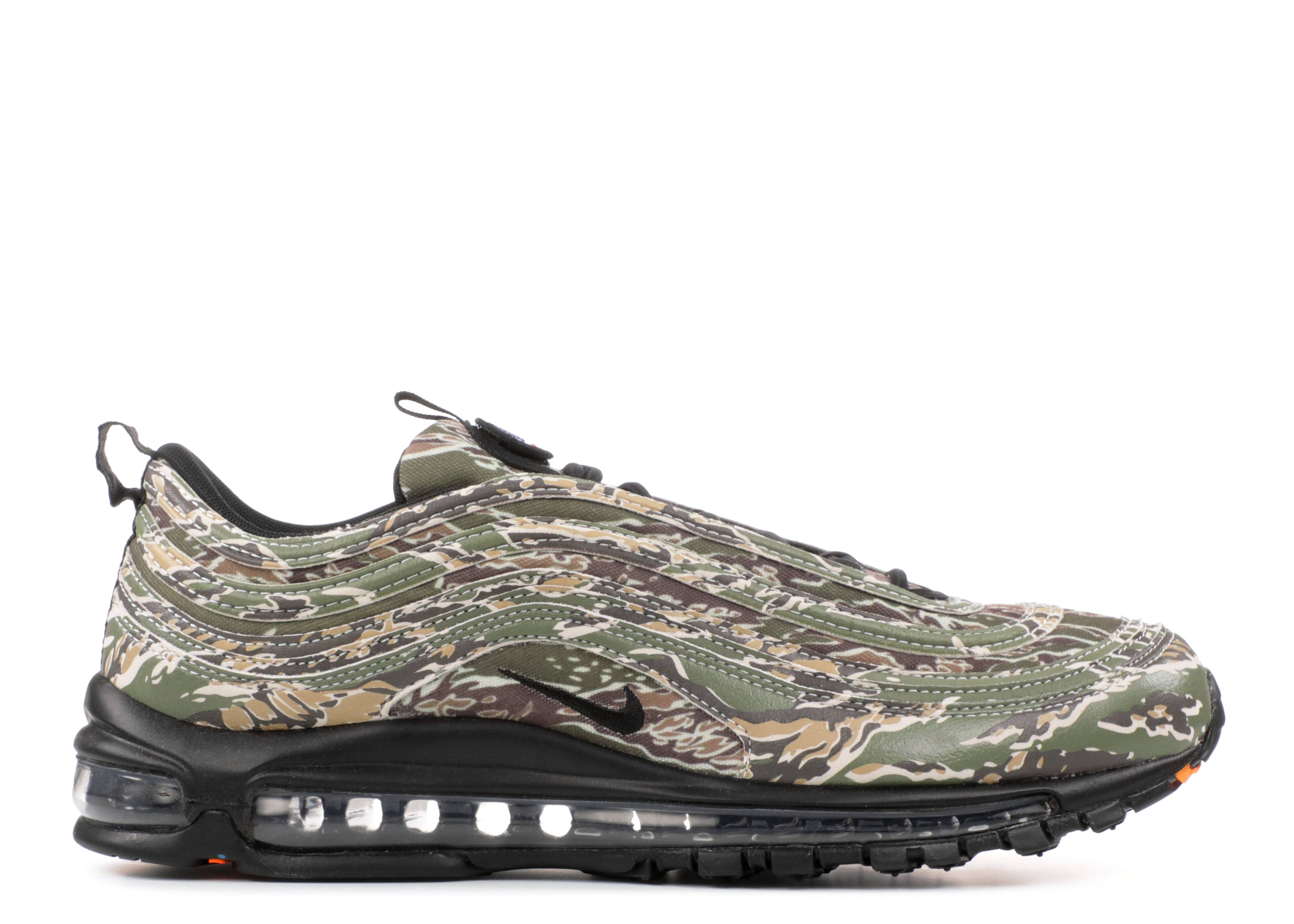 mens nike air max 97 shoes black gold camo 5b91c7c2aa on