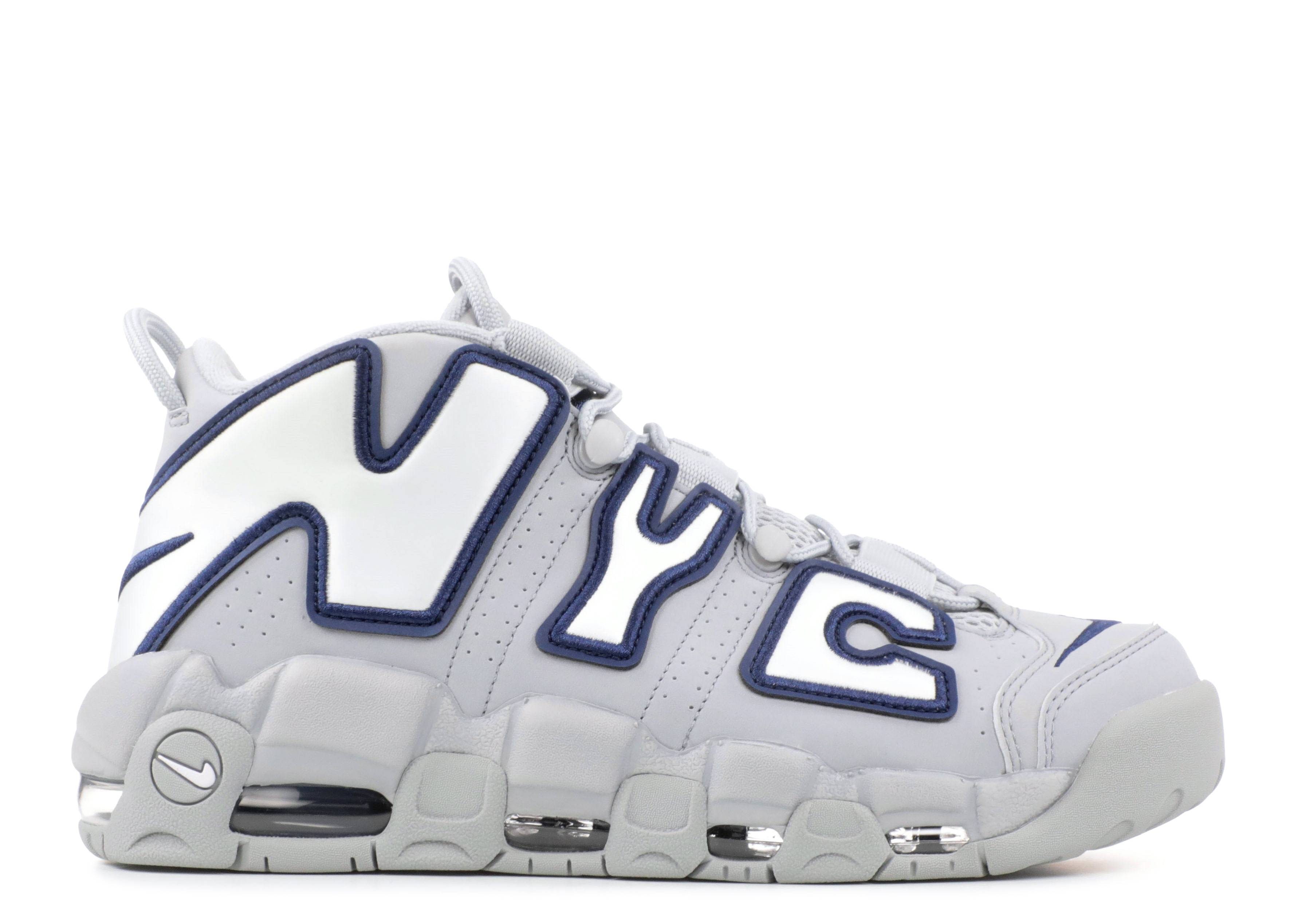 Air More Uptempo QS 'NYC' - Nike