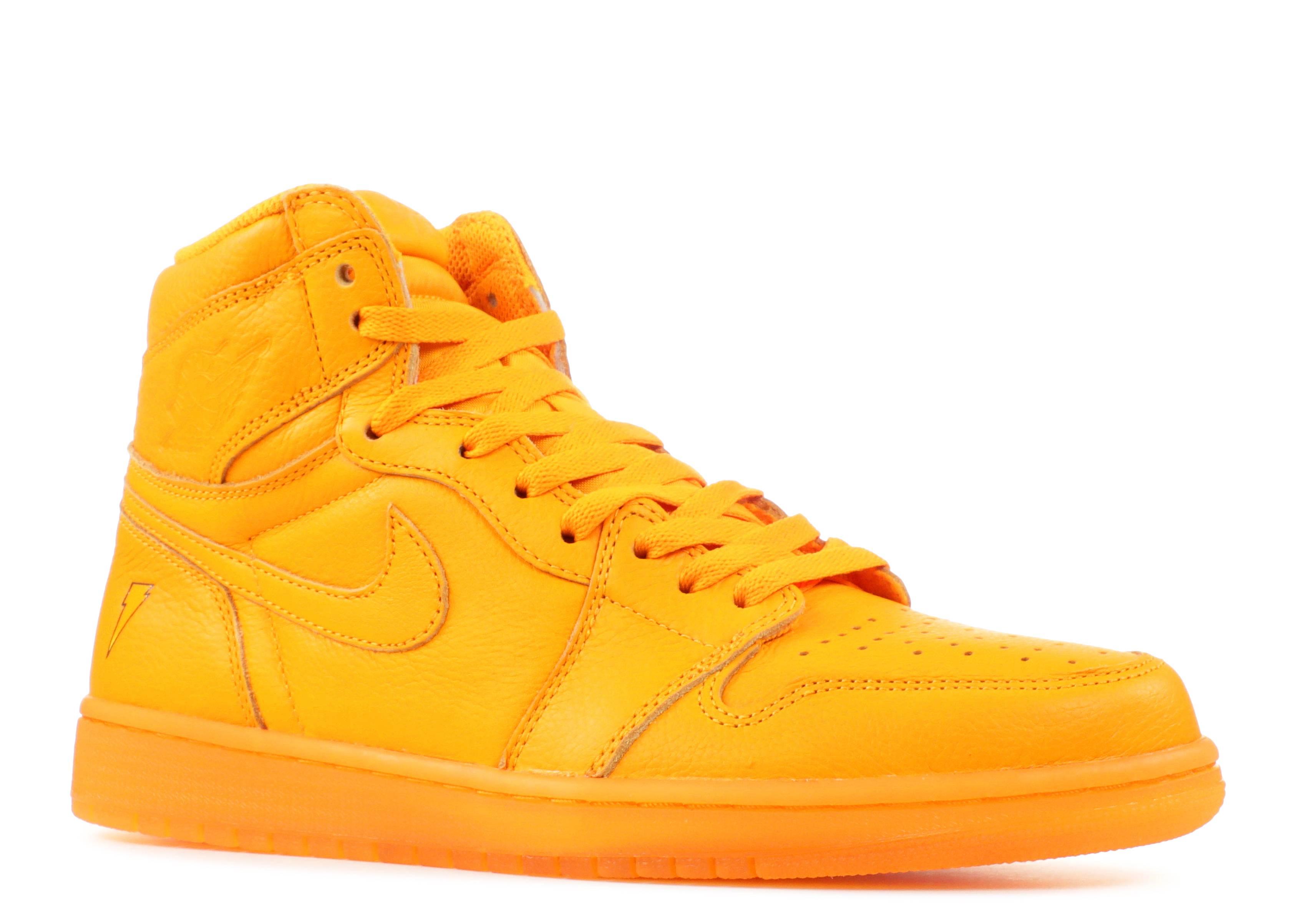dac2805086ae Jordan 1 Retro High Gatorade Orange Peel - 1