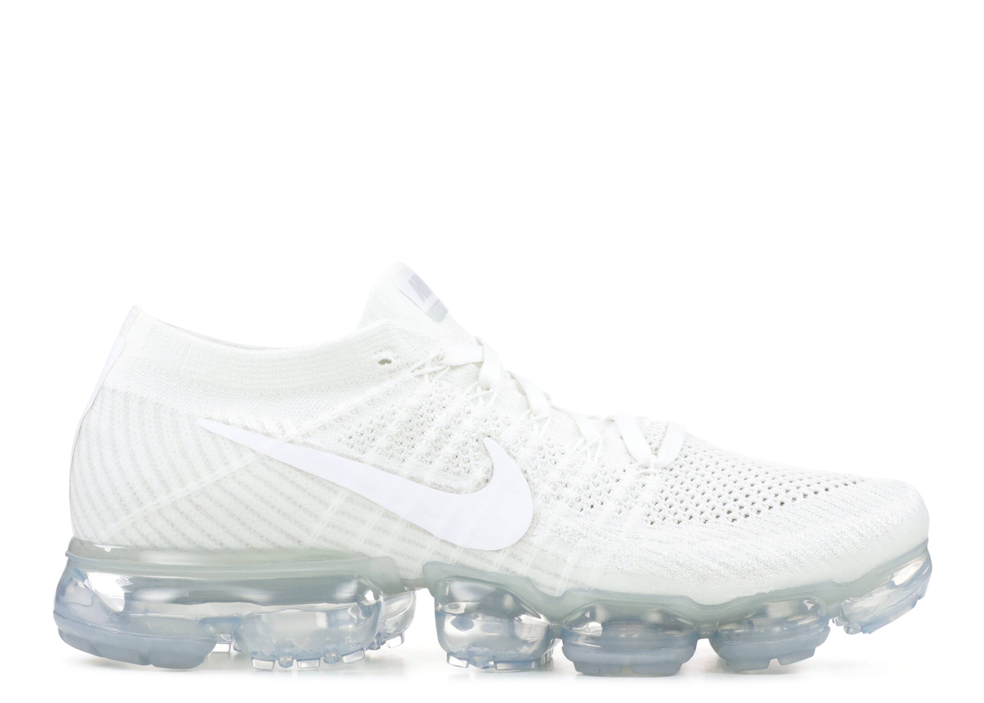 "nike air vapormax flyknit ""White Christmas"""