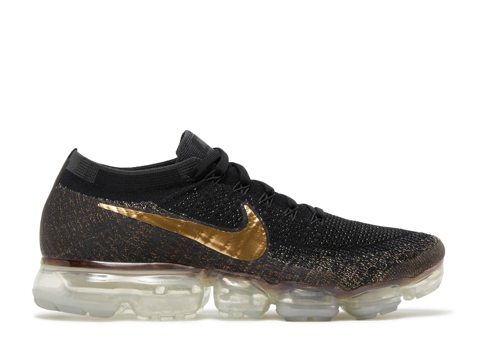 Nike Women's Air Max Flyknit Metallic Gold Pack