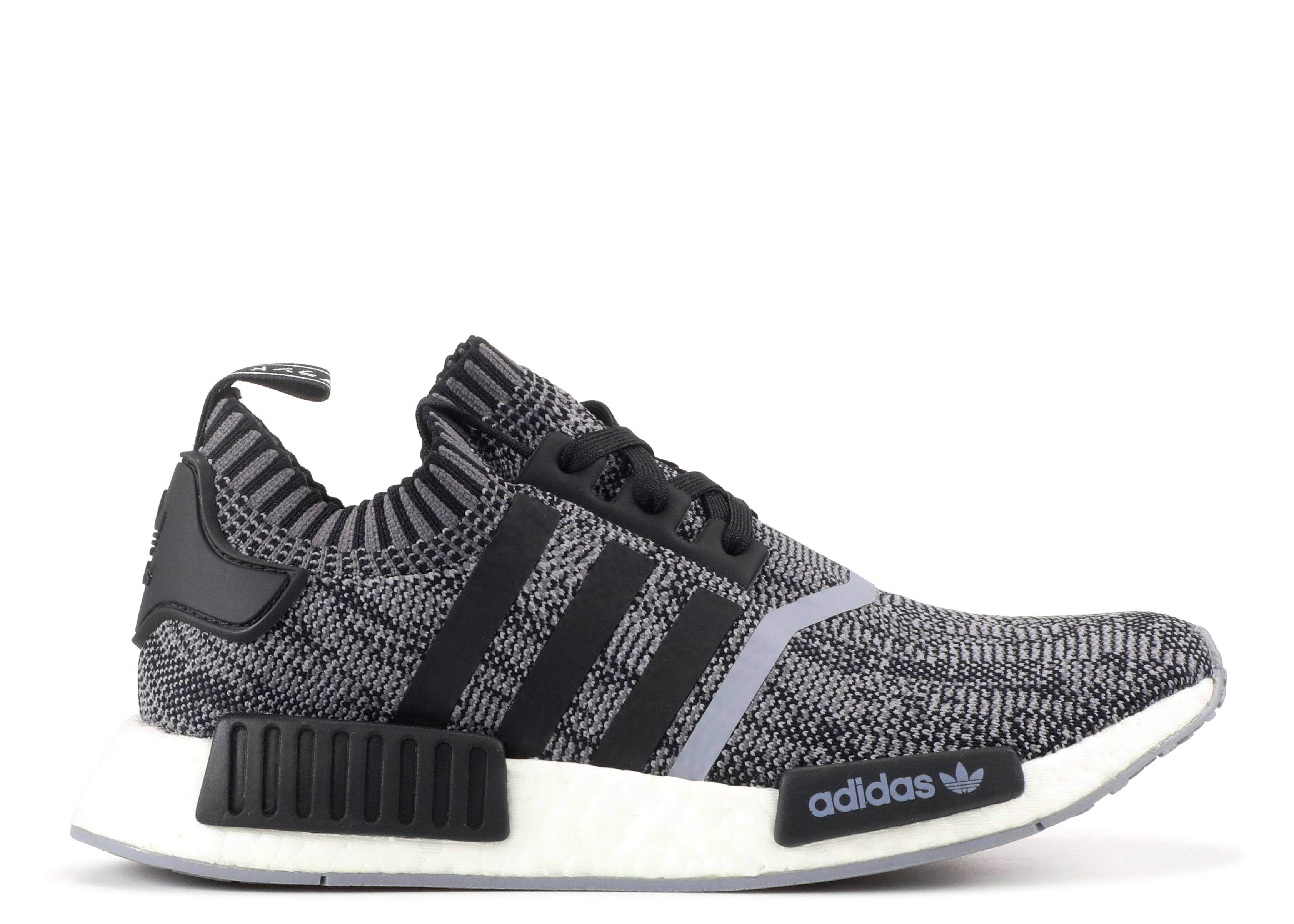 nmd r1 pk adidas cq1863 grey black white flight club. Black Bedroom Furniture Sets. Home Design Ideas