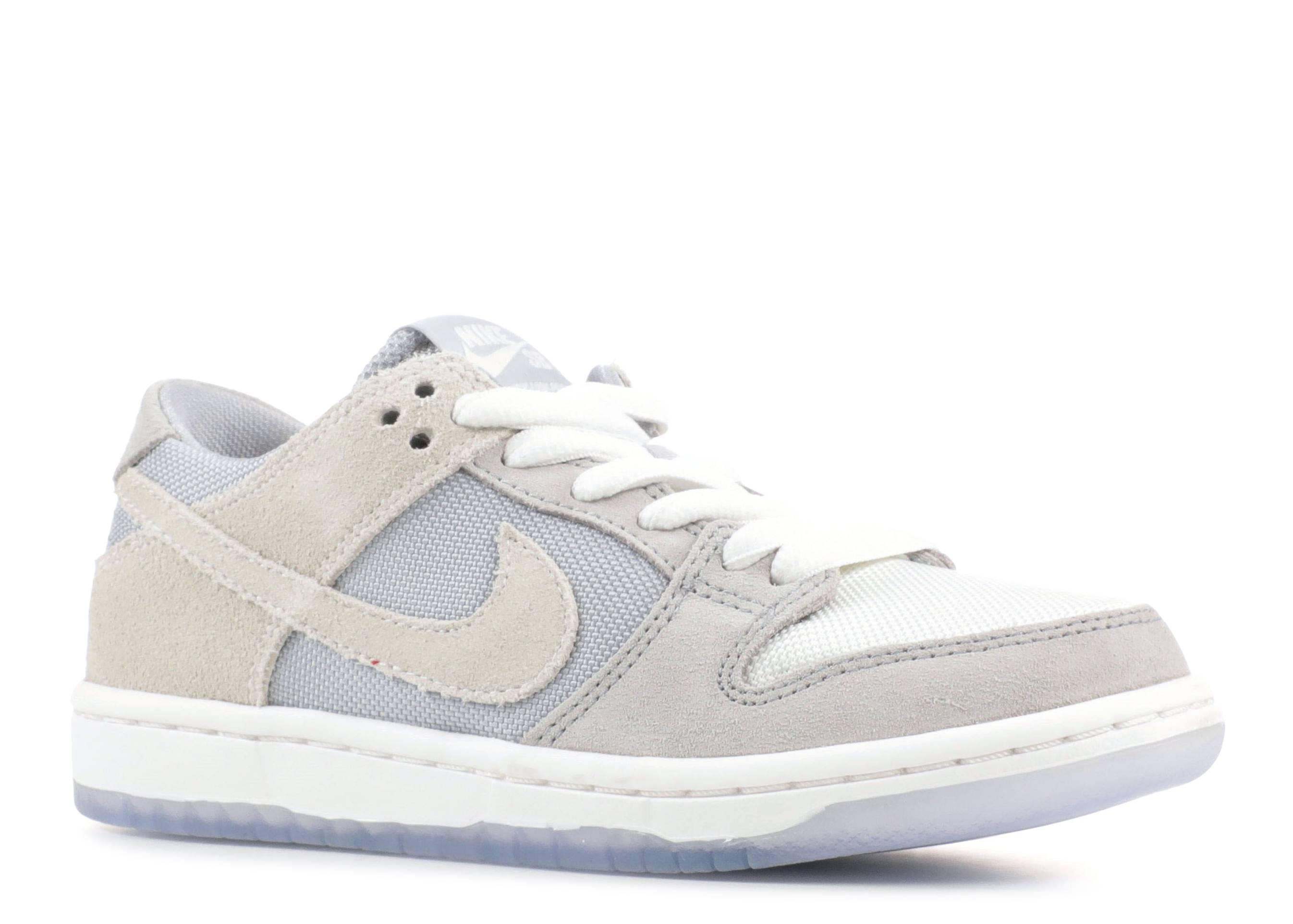 finest selection 5aad2 7957b Nike Sb Zoom Dunk Low Pro - Nike - 854866 011 - wolf grey   summit white- clear   Flight Club