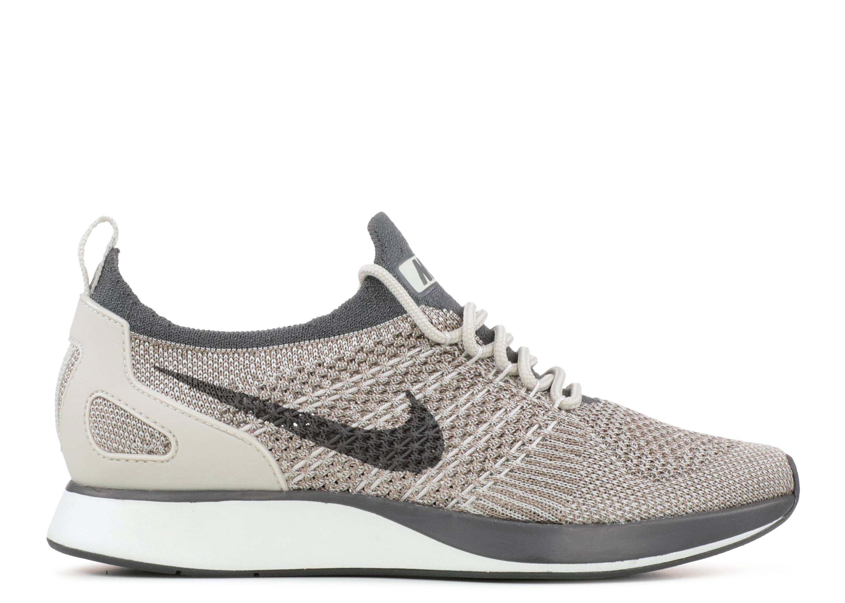 "Wmns Air Zoom Mariah Flyknit Racer ""Pale Grey"""