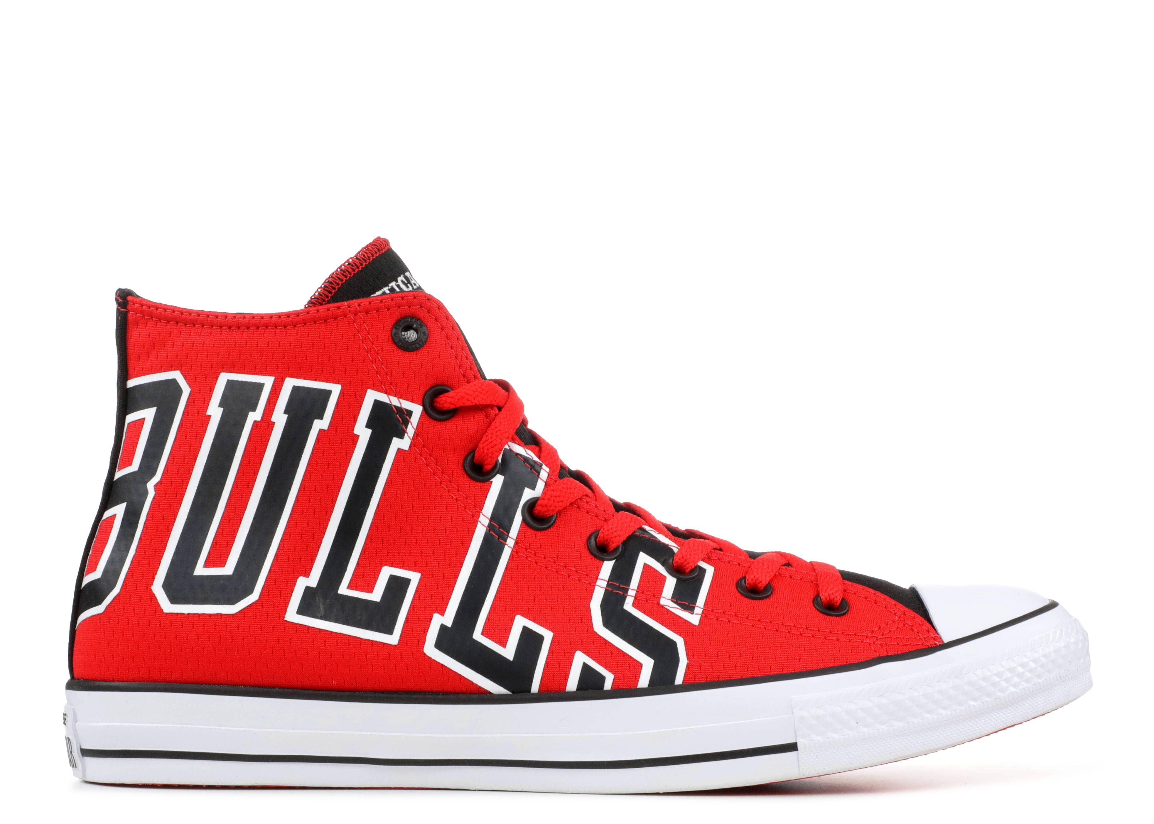 "CONVERSE CHUCK SE ""Chicago Bulls"""