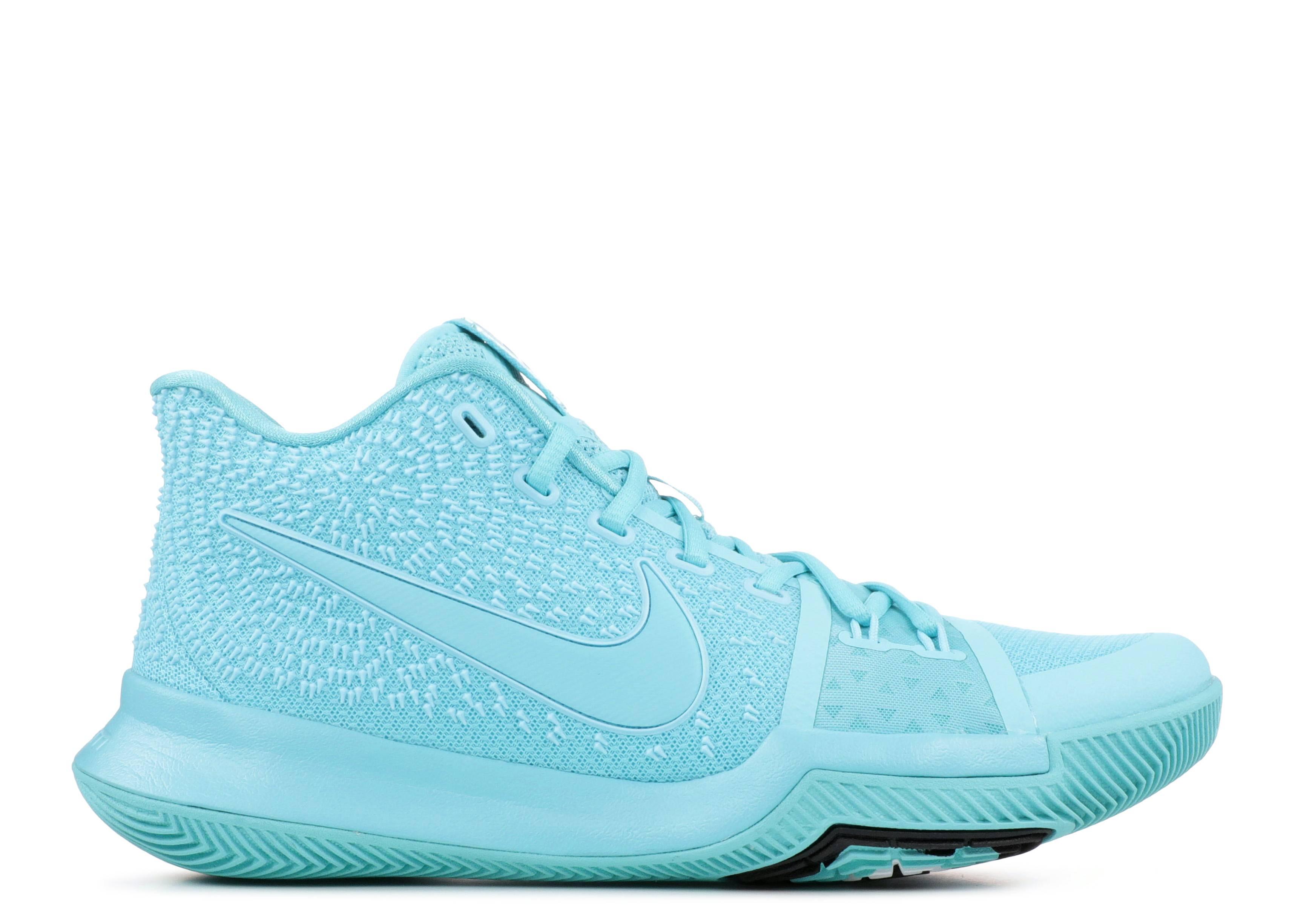 8d66544784aa Kyrie 3 - Nike - 852395 401 - aqua aqua-black