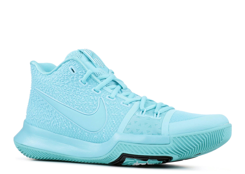Kyrie 3 - Nike - 852395 401 - aqua aqua-black  76db0a652