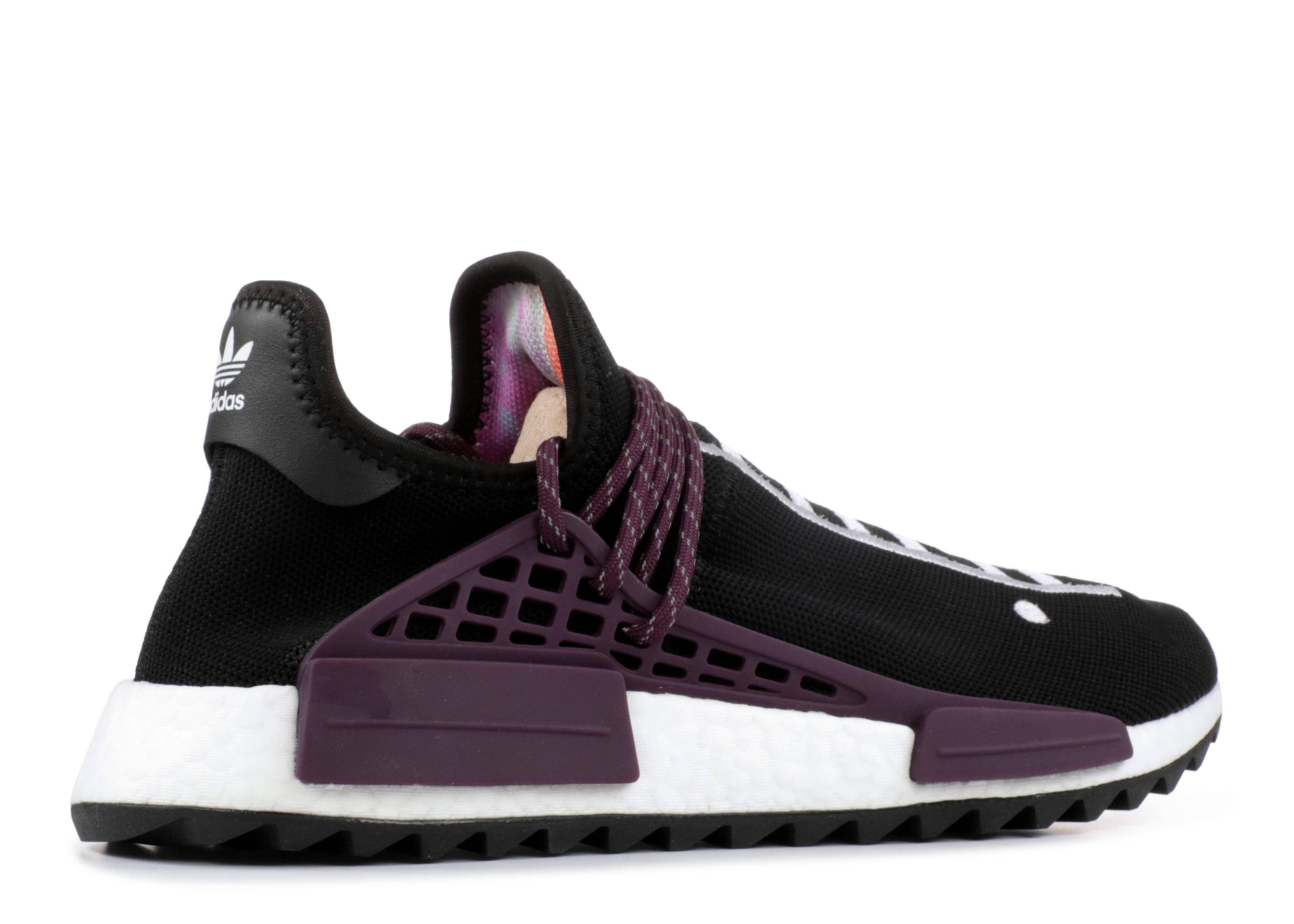 01ee6043f Adidas Human Race NMD Pharrell Holi Festival Core Black - 3
