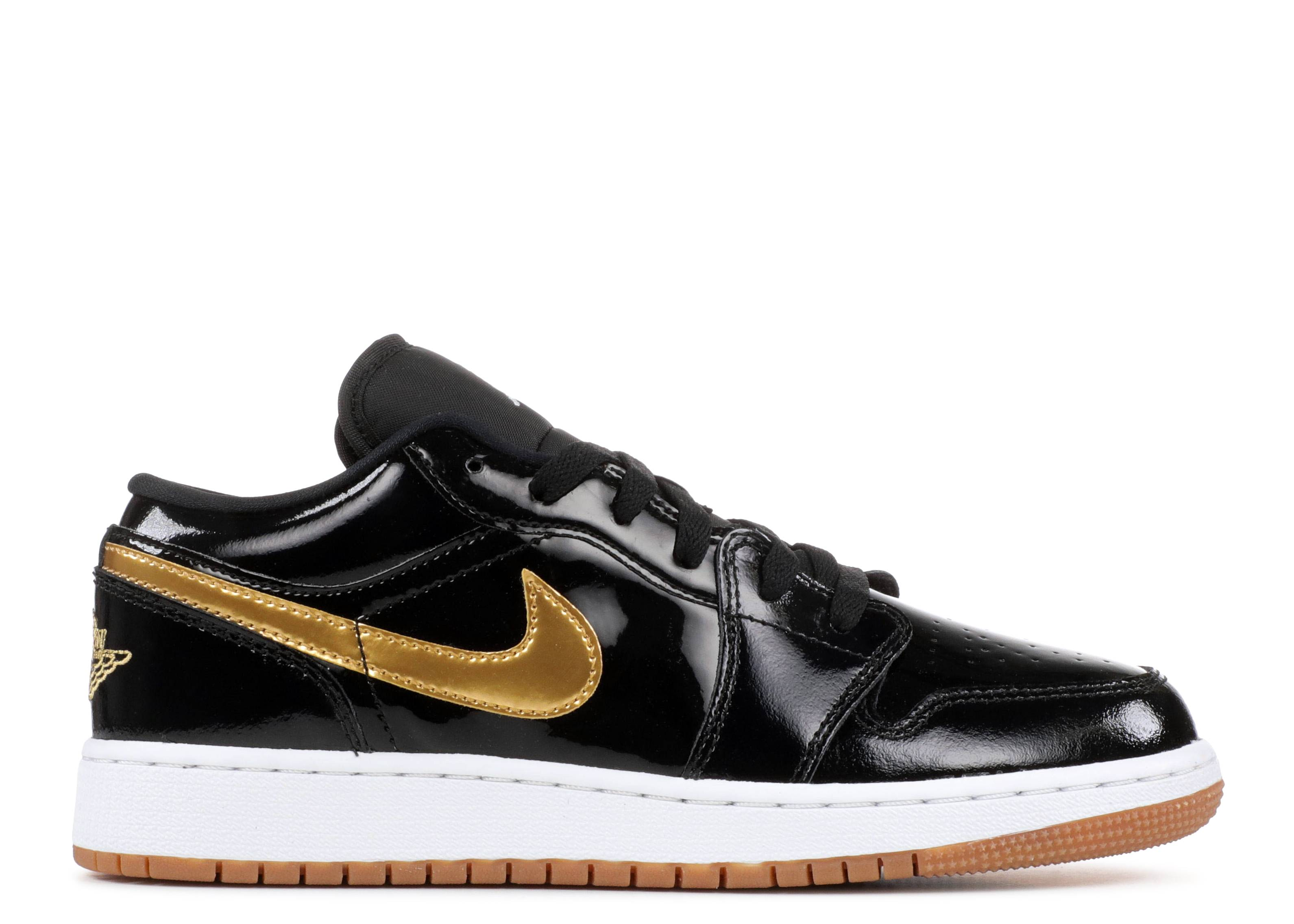 "air jordan 1 low gg ""patent leather"""