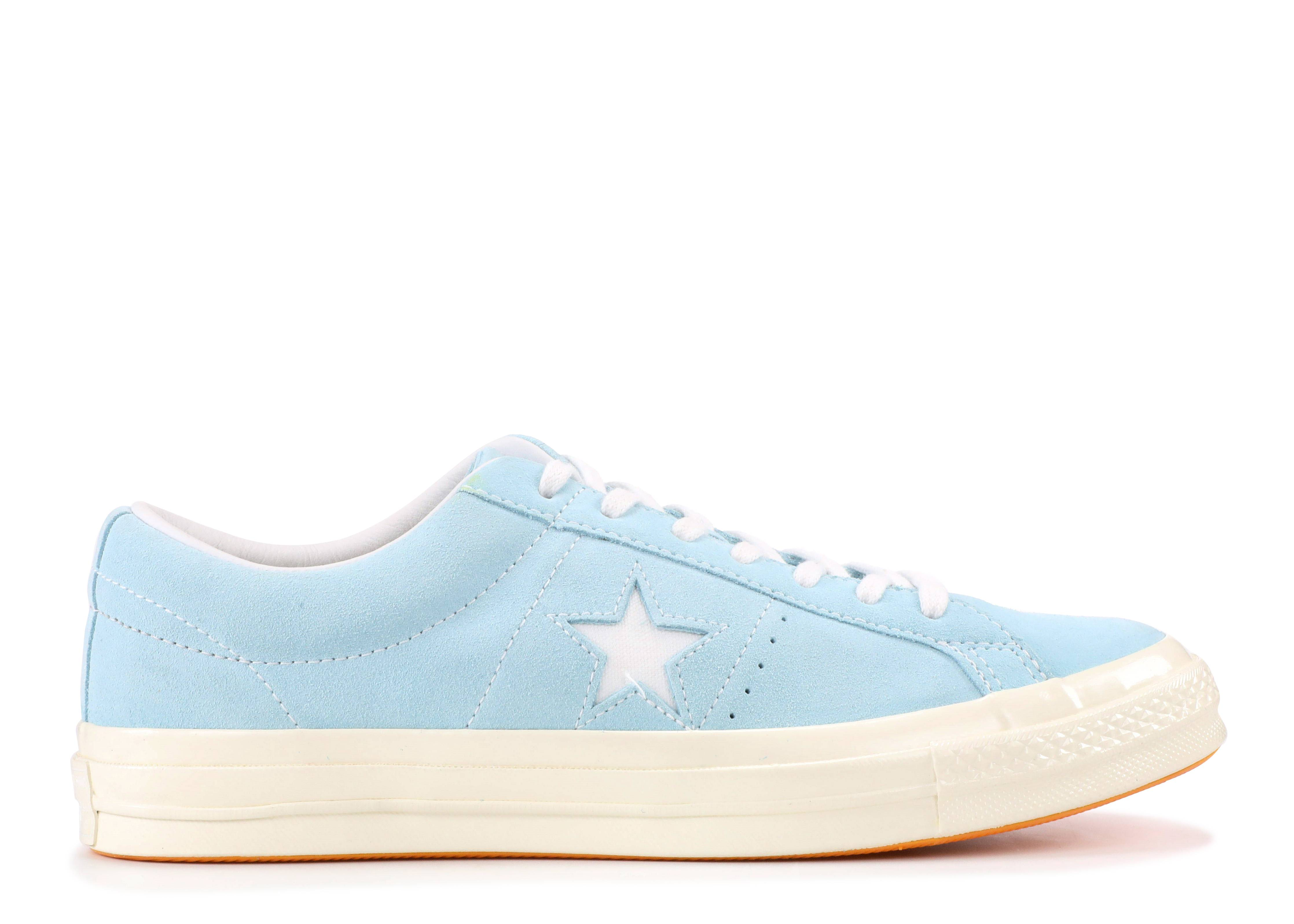 Golf Le Fleur X One Star Ox Clearwater Converse 160111c Clearwater White Flight Club