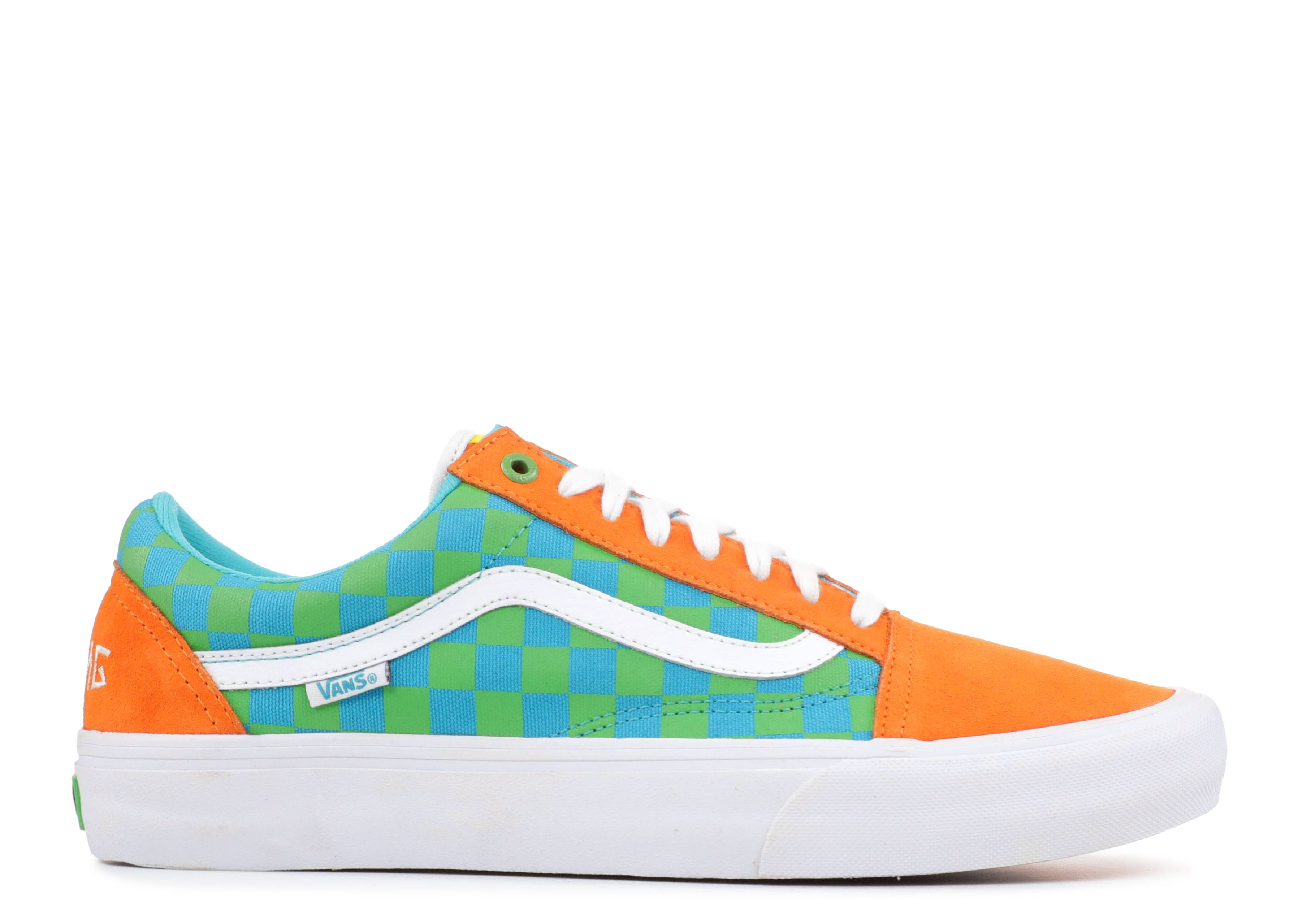 "old skool pro ""golf wang"""