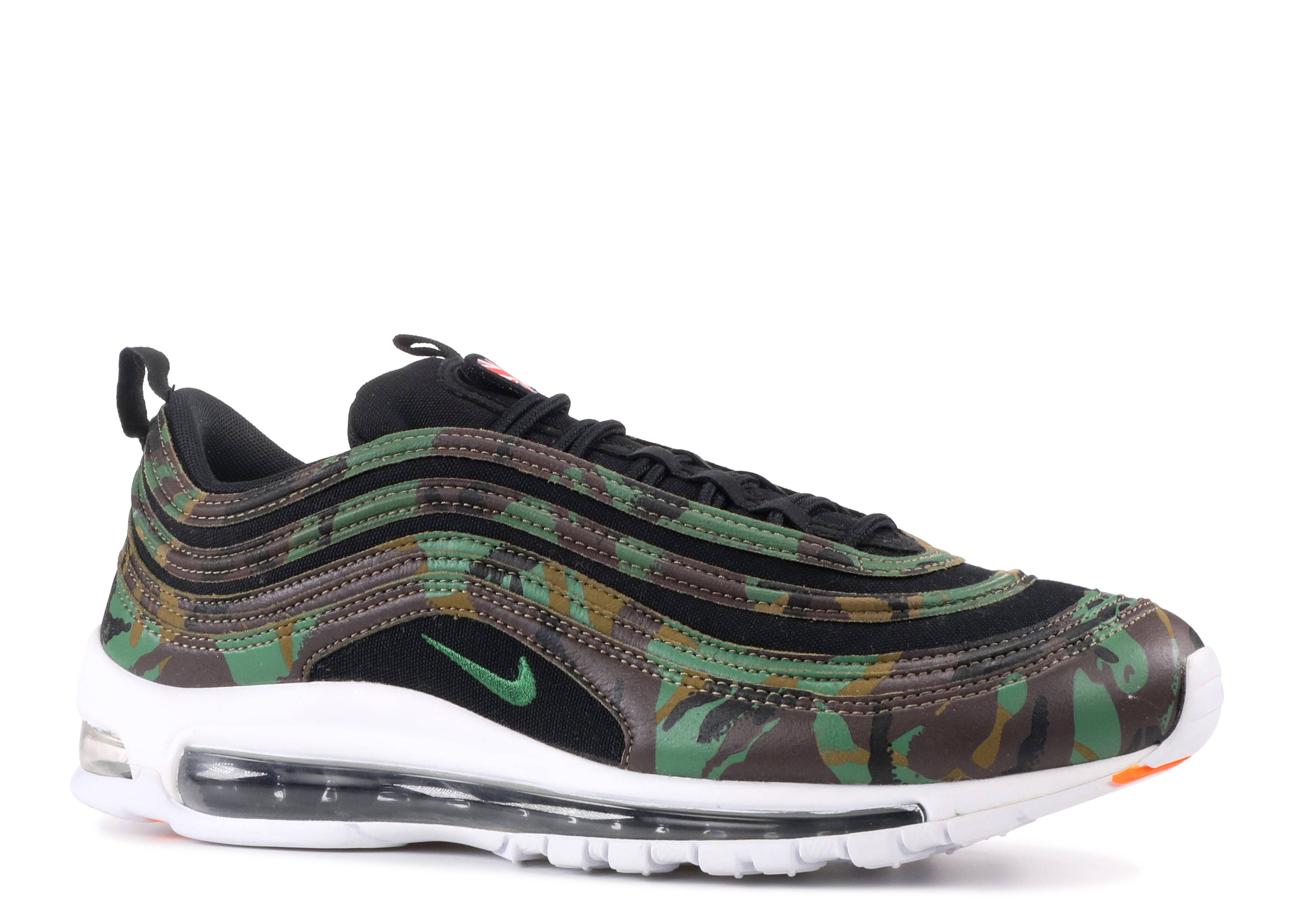 FS] Nike Air Max 97 Country Camo (UK) Size 11 $200