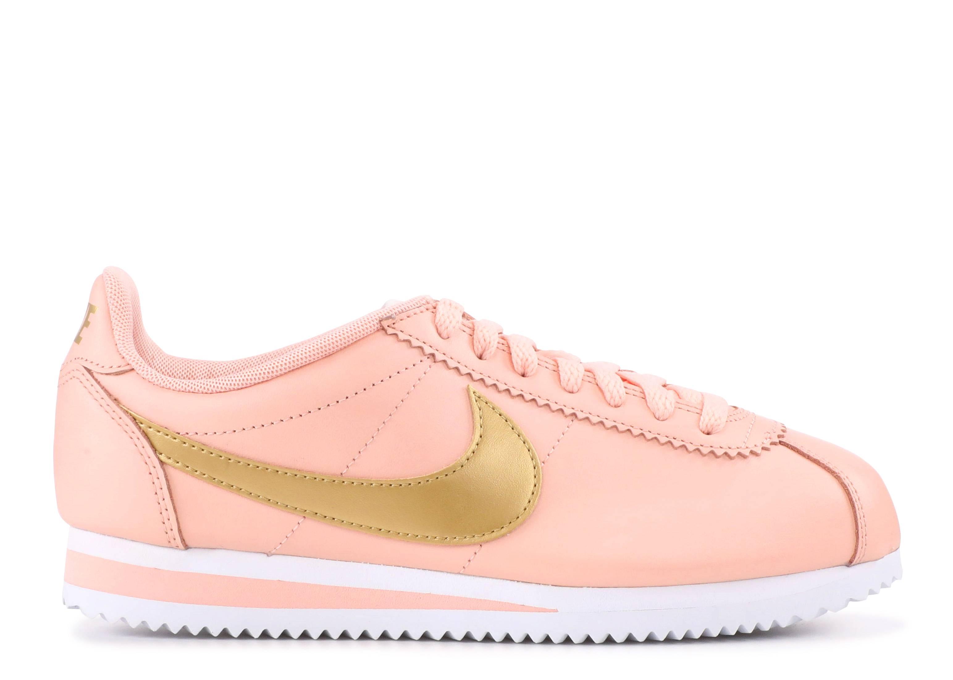 Femme Classic Cortez 800 Leather Nike 807471 800 Cortez artic orange 5db8c7