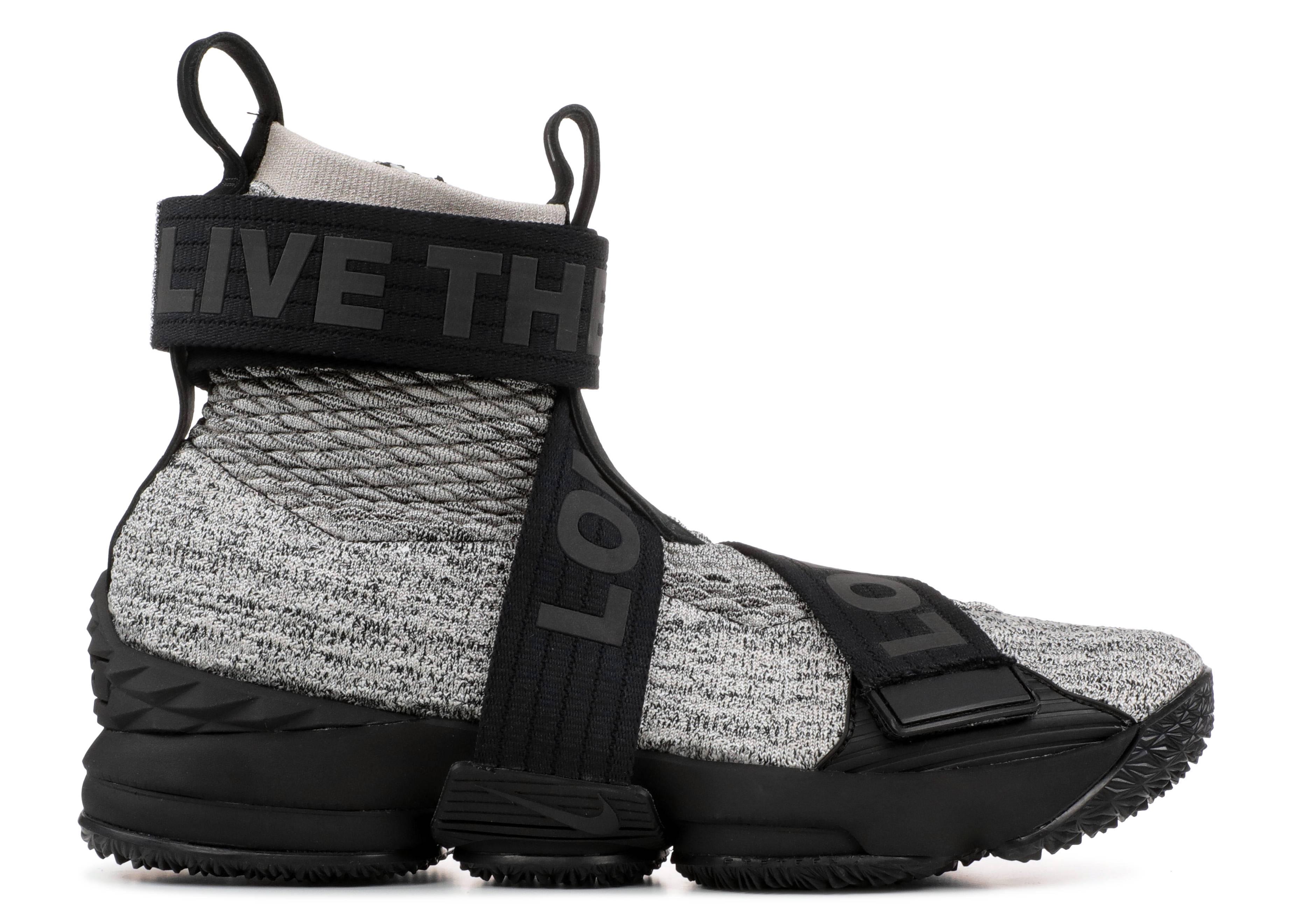 online retailer 6e9fe 24f53 Kith x LeBron Lifestyle 15 'Concrete'