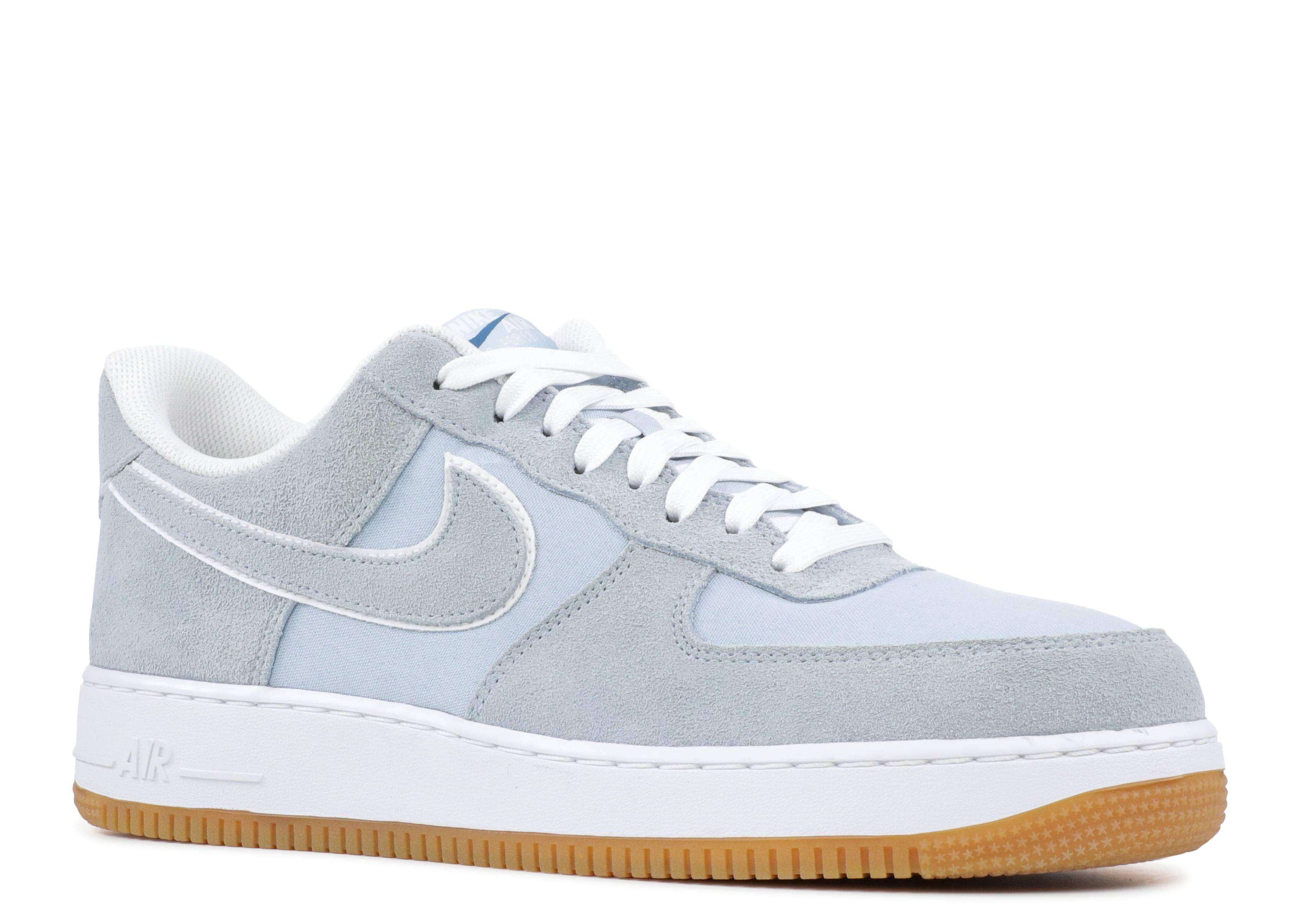 pretty nice e5790 d7bde Air Force 1  07 - Nike - 315122 422 - lt armory blue lt armory blue    Flight Club
