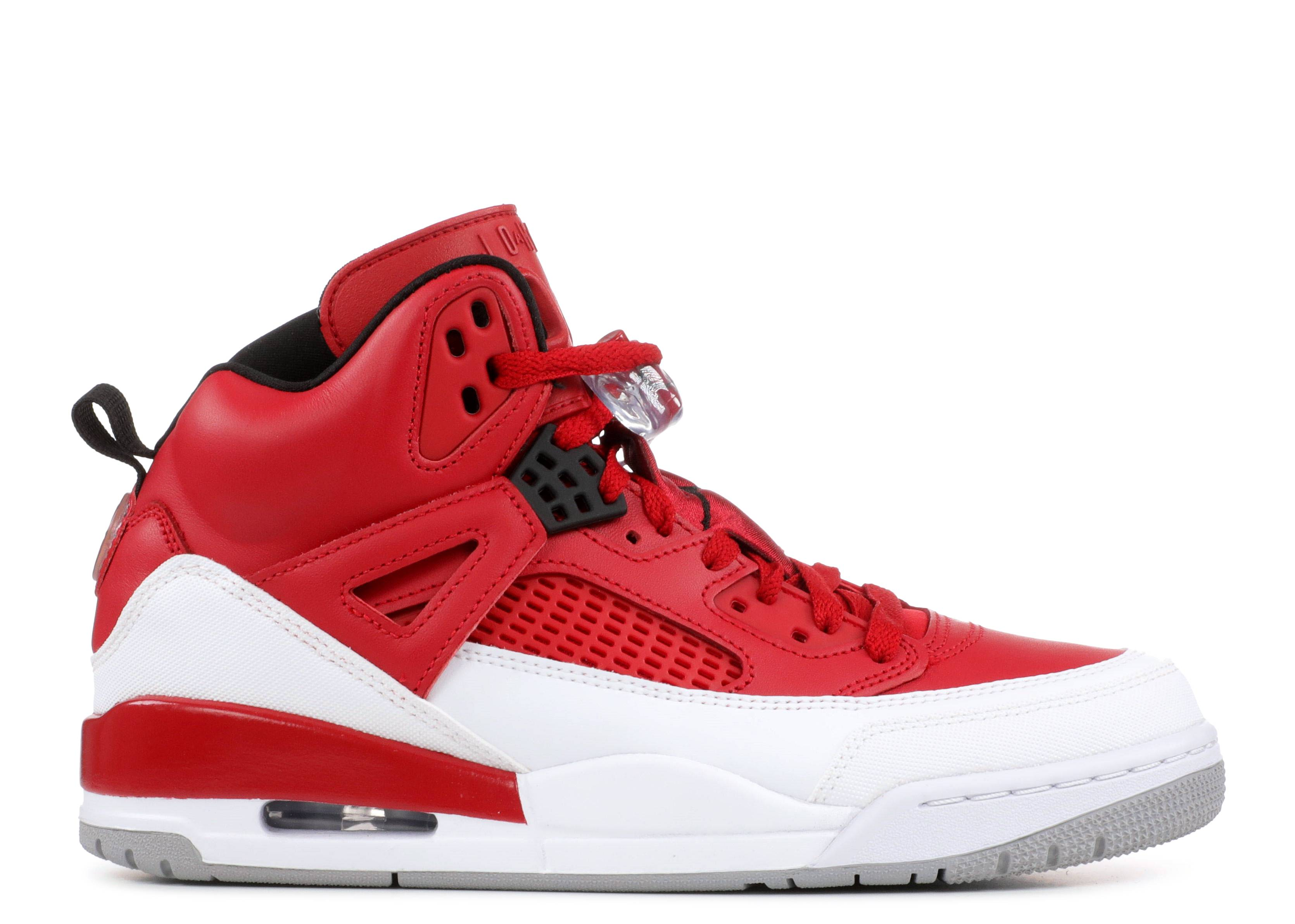"jordan spiz'ike ""gym red"""
