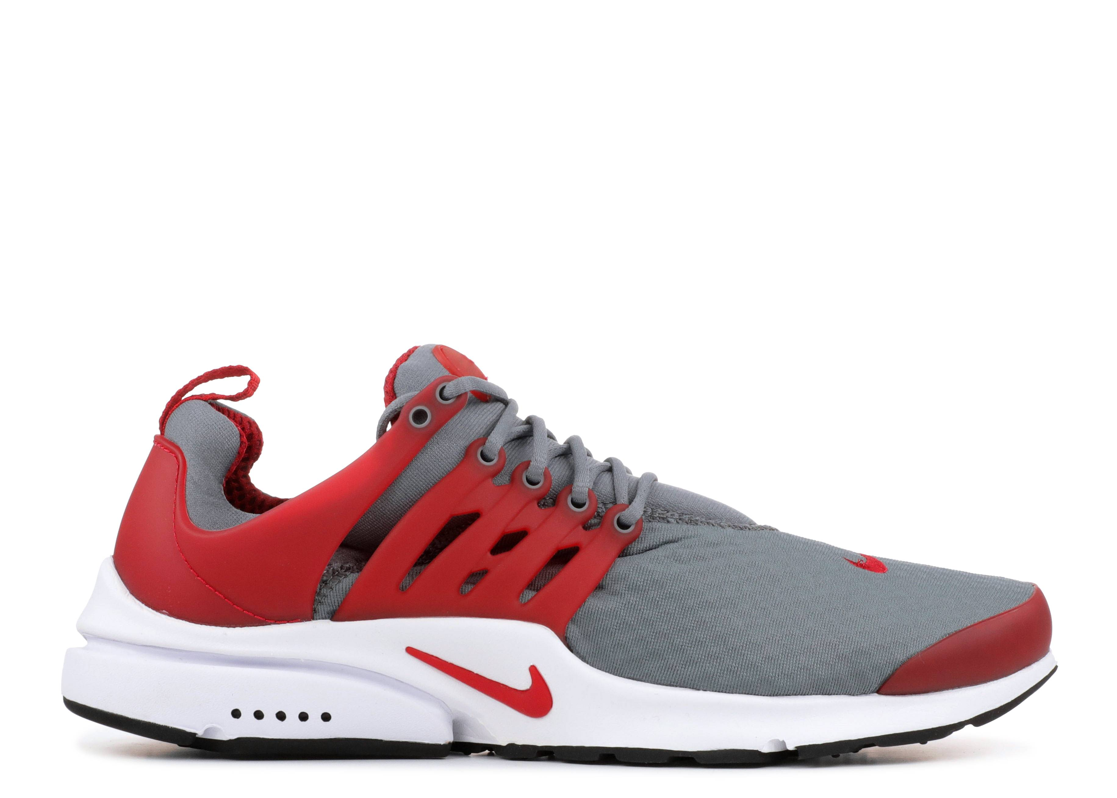Mens Nike Air Presto Essential 848187-008 Cool Grey Brand New