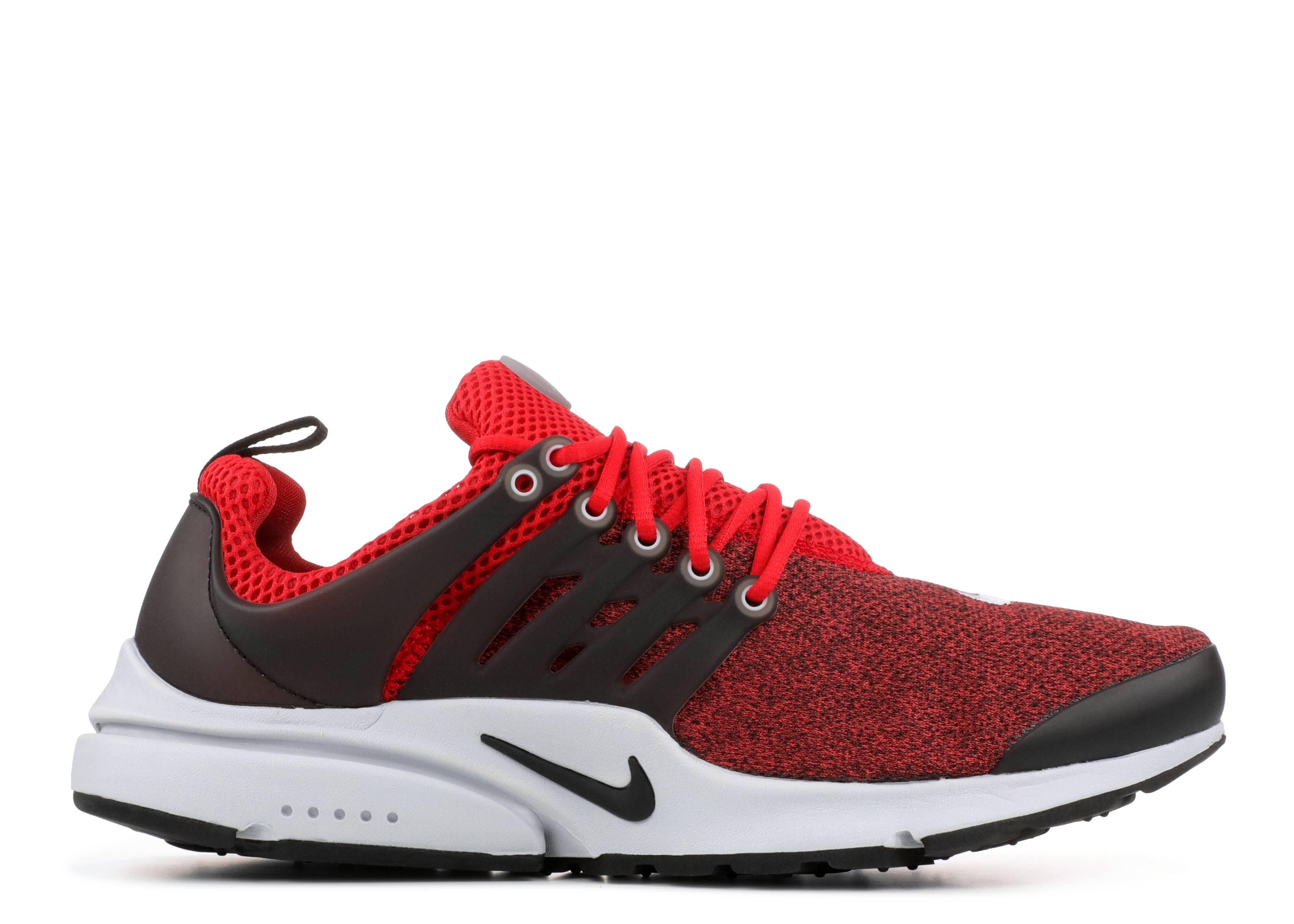 799f82c7e19f4b Nike Air Presto Essential - Nike - 848187 603 - university red black ...