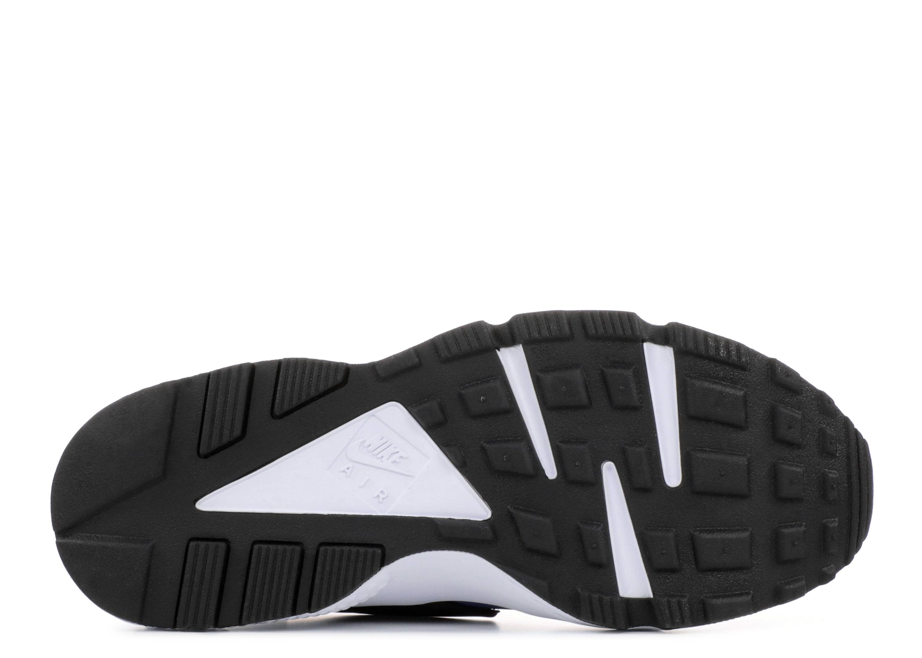 4efdf122ce2 Nike Air Huarache - Nike - 318429 411 - deep royal blue black-white ...