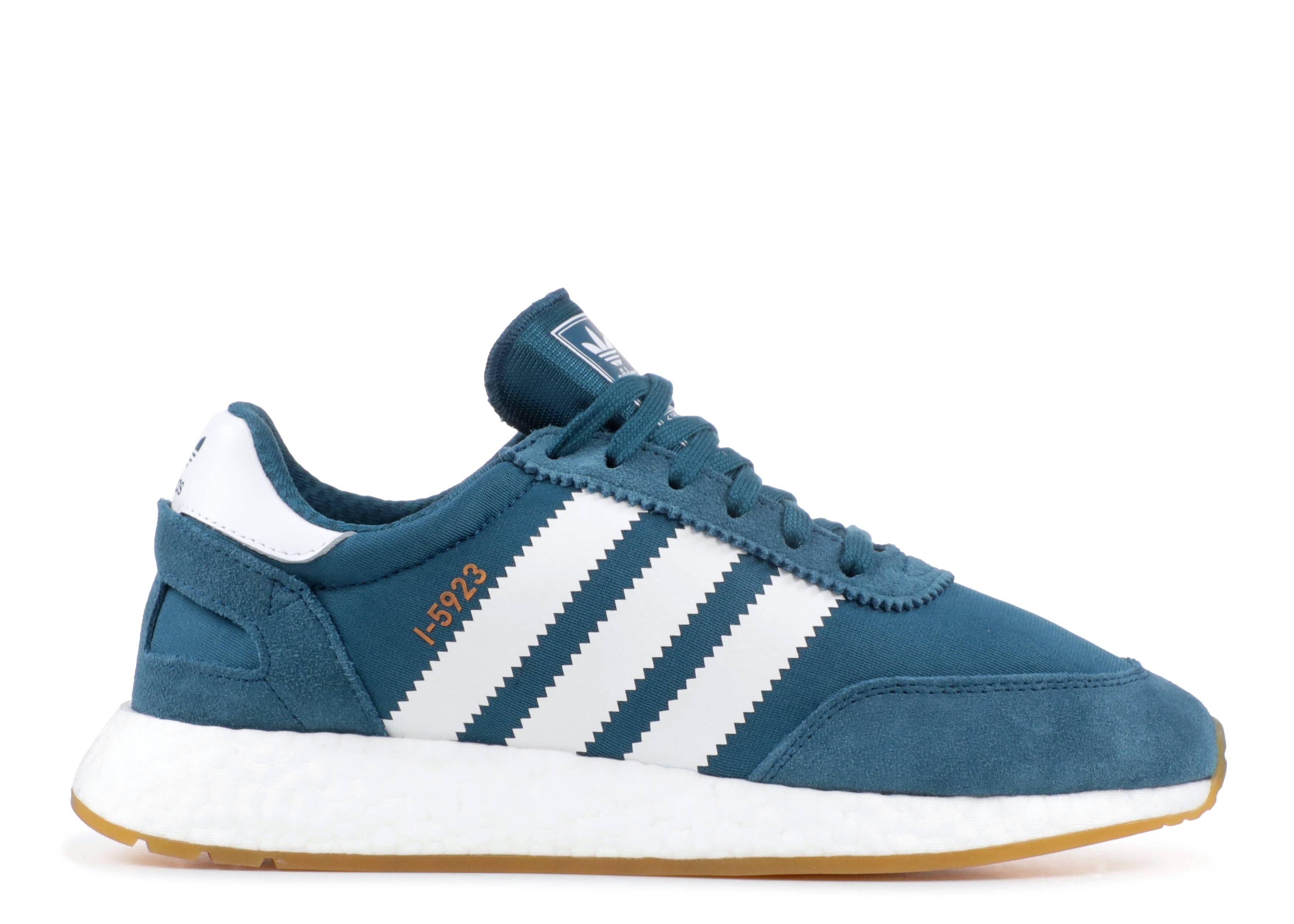 Iniki Runner - Adidas - CQ2529 - pine green white gum  5b8675894
