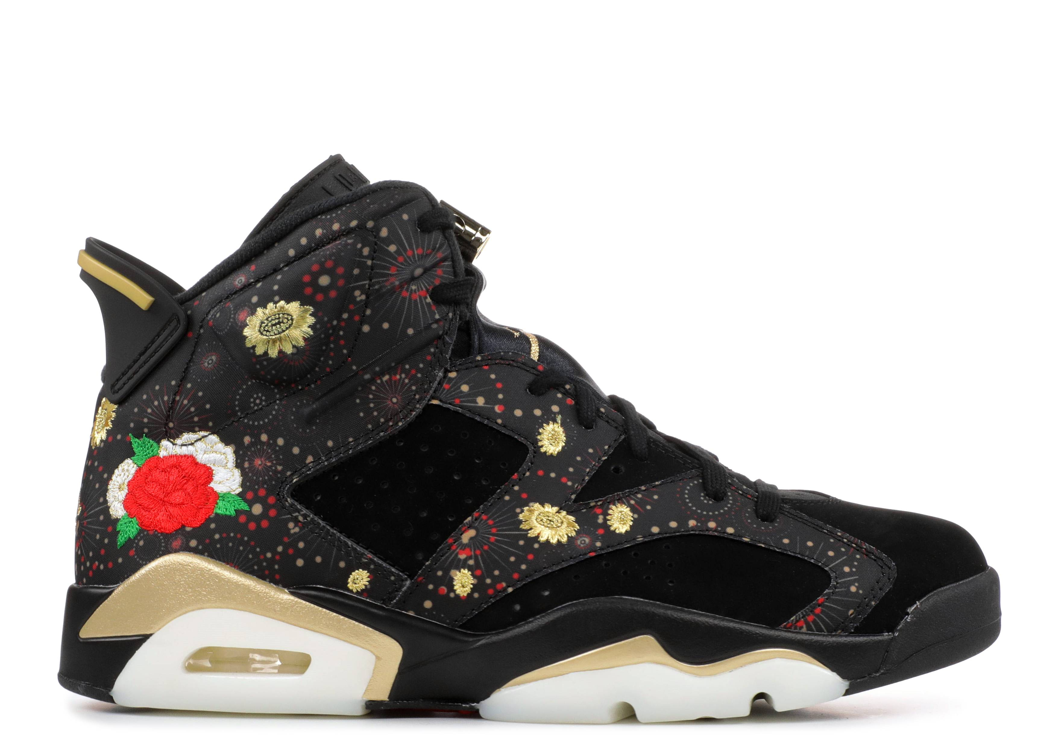"air jordan 6 retro cny ""chinese new year"""