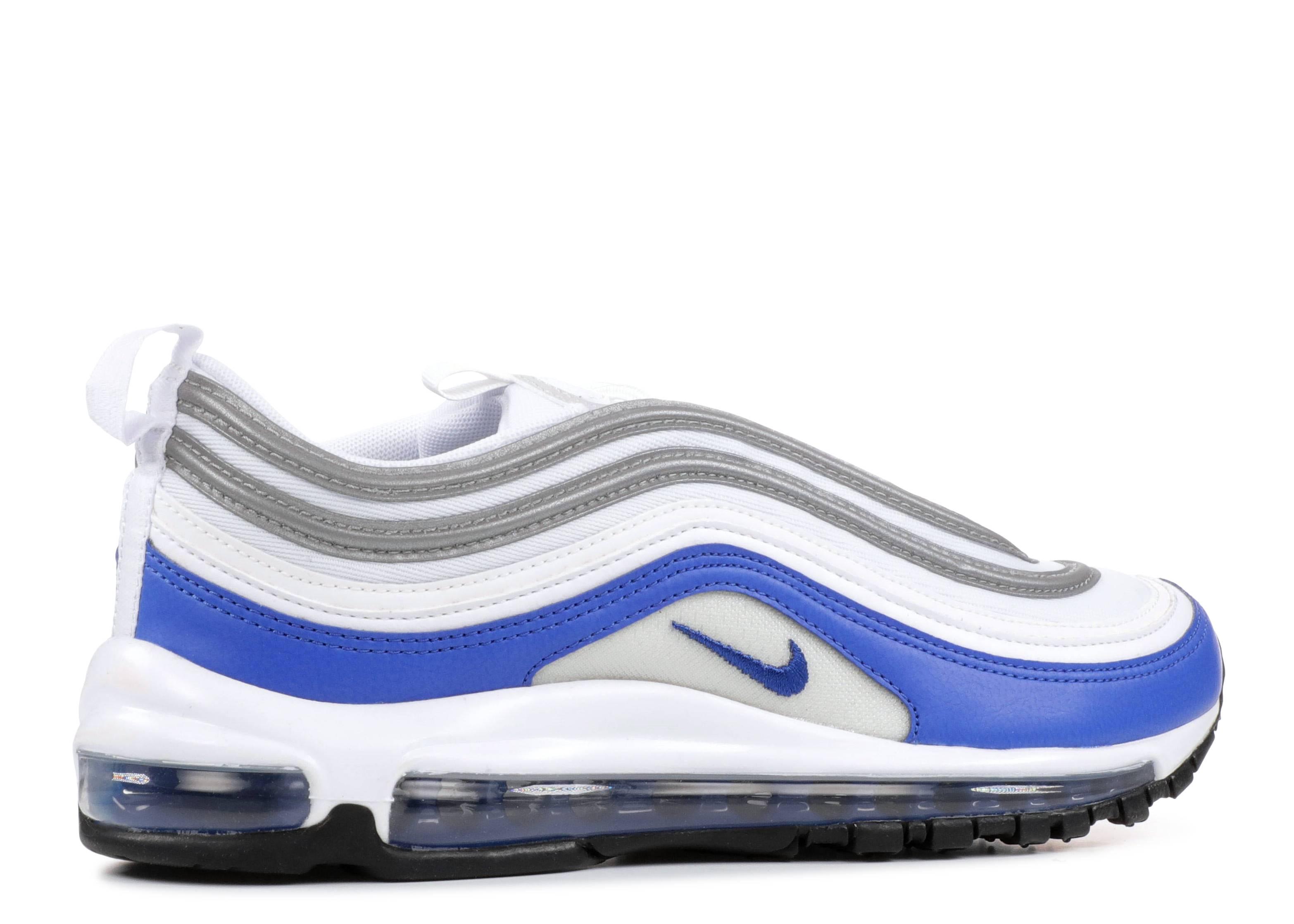 W Air Max 97 - Nike - 921733 101 - white game royal-neutral grey ... b681a0a9d