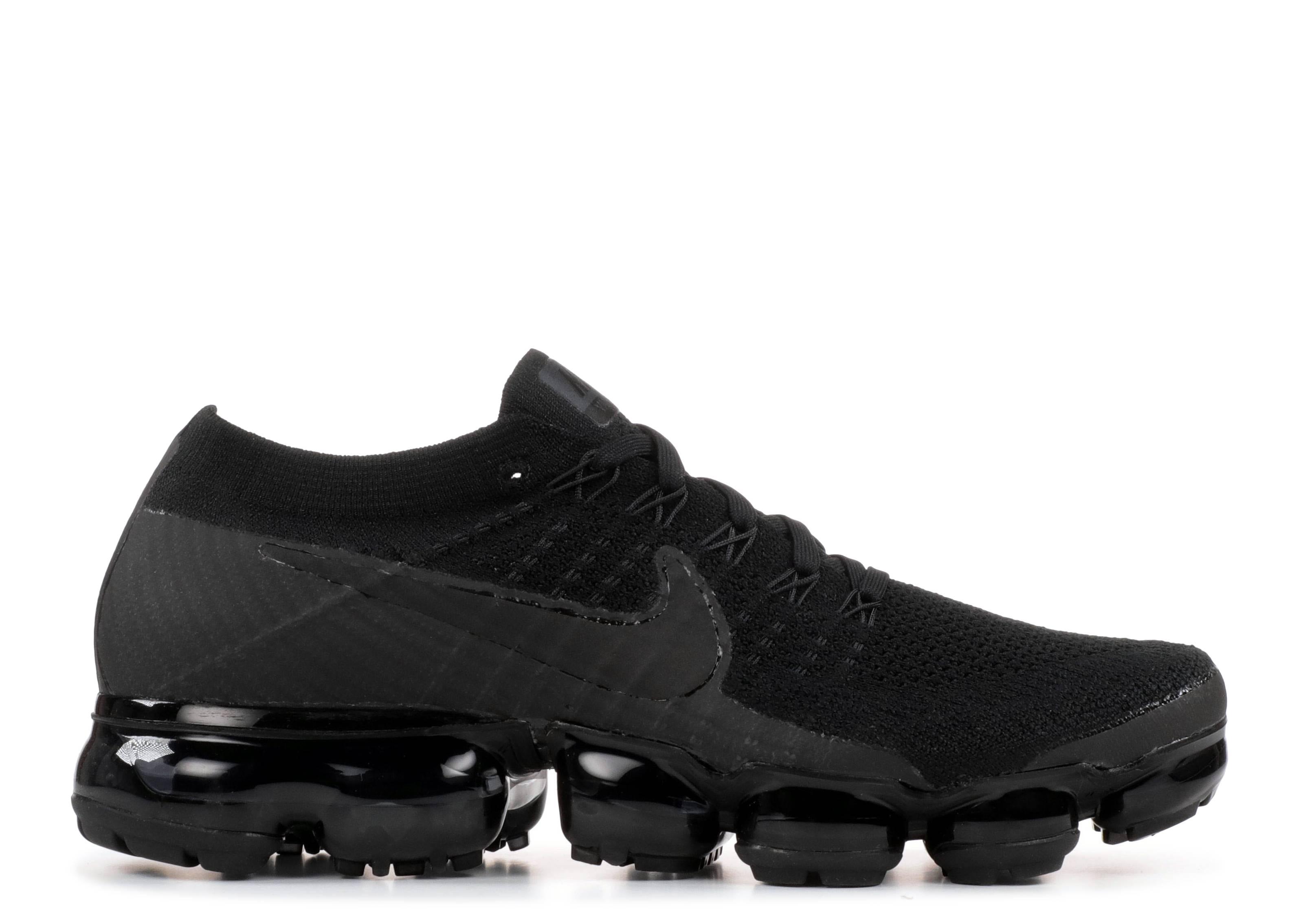 37b7eb51ab6ca5 Wmns Nike Air Vapormax Flyknit - Nike - 849557 011 - black black-anthracite-white