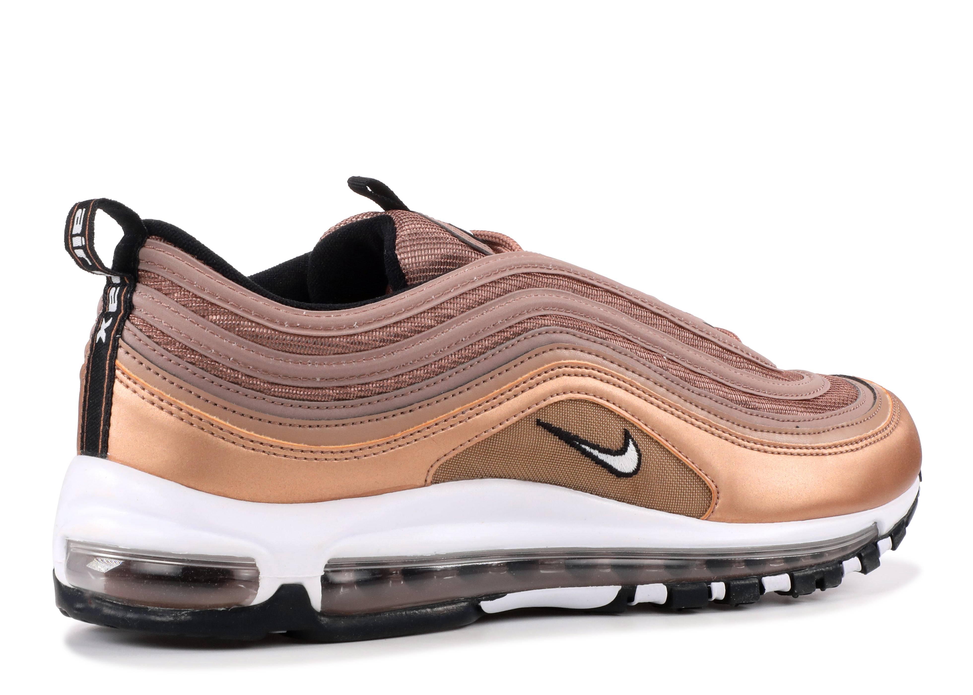 sports shoes df5b4 db44d Air Max 97 - Nike - 921826 200 - desert dustwhite  Flight Cl