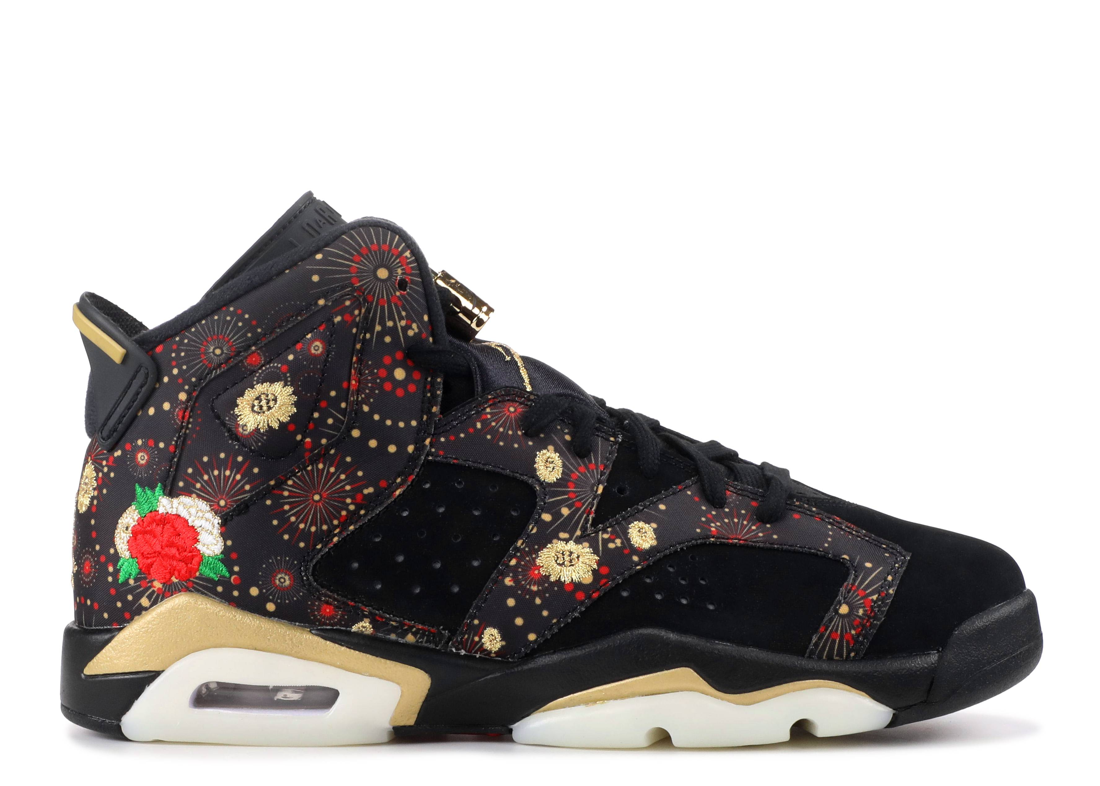 "Air Jordan 6 Retro CNY BG ""Chinese New Year"""