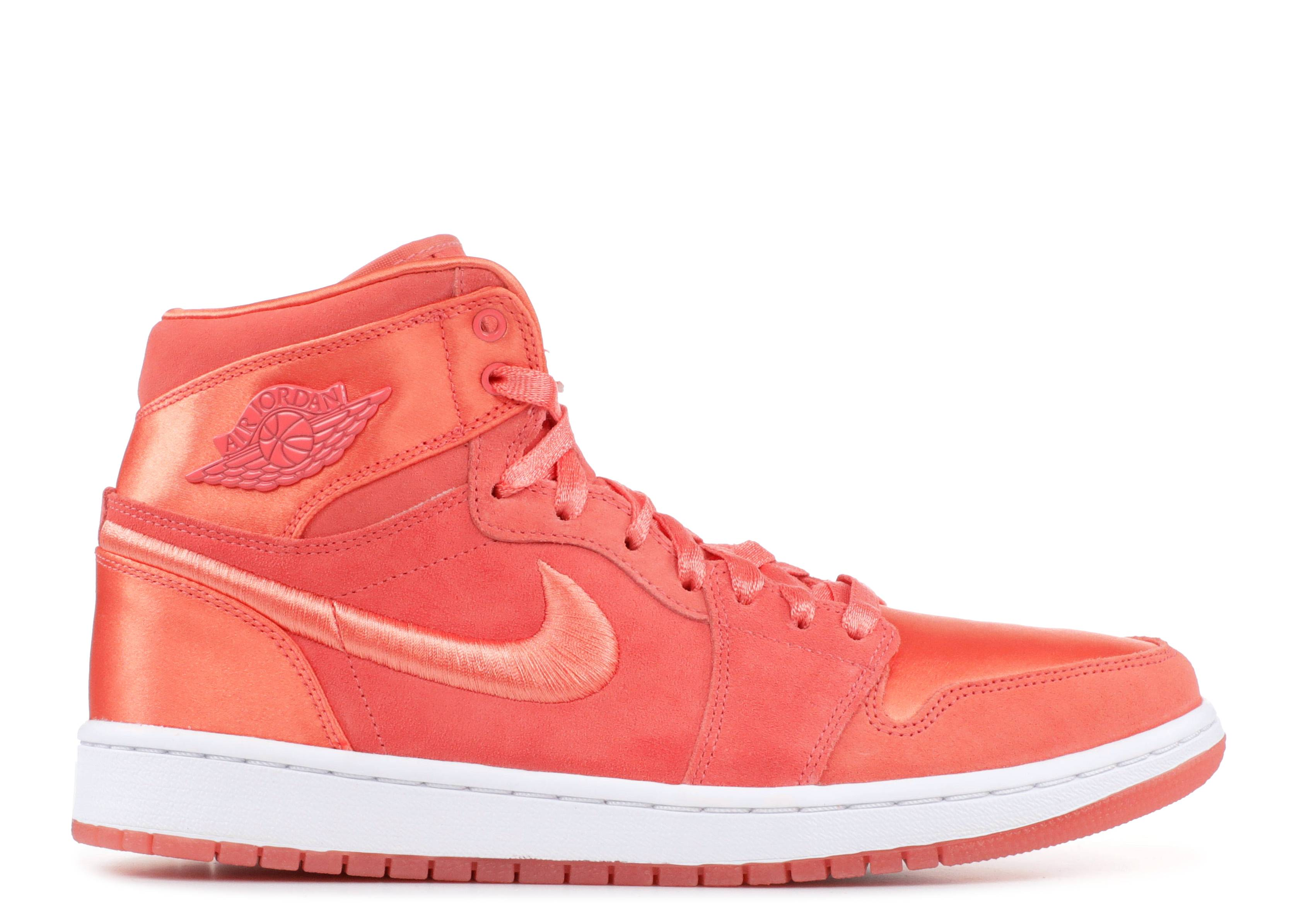 "wmns air jordan 1 ret high soh ""Season of Her: Sunblush"""