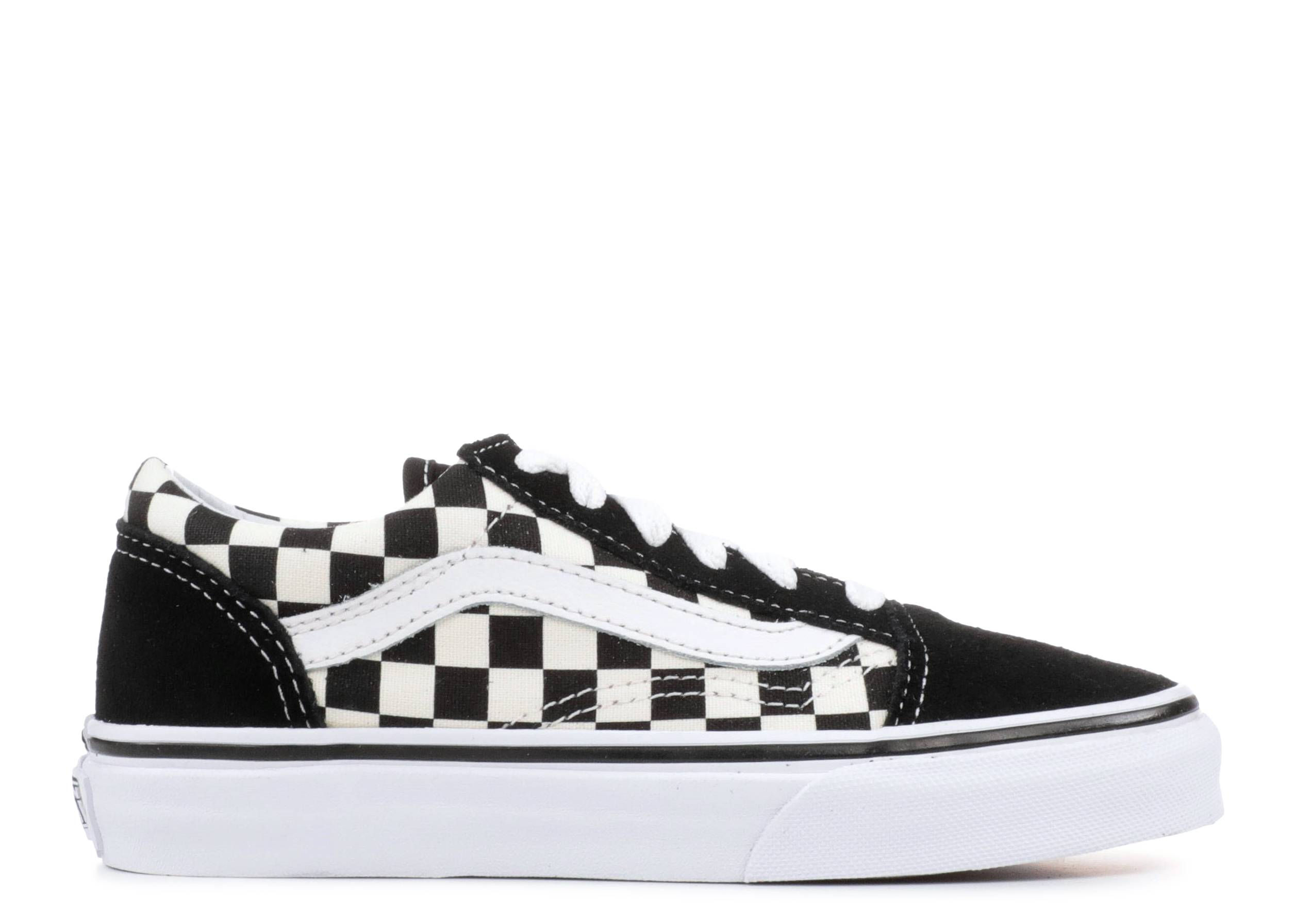 vans old skool primary check
