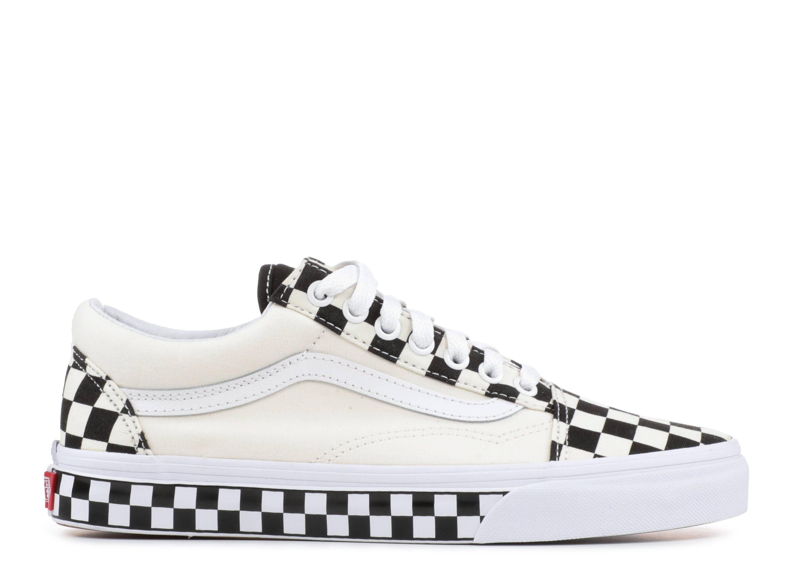 "OLD SKOOL CHECKER S  """"(CHECKER SIDEWALL)"""