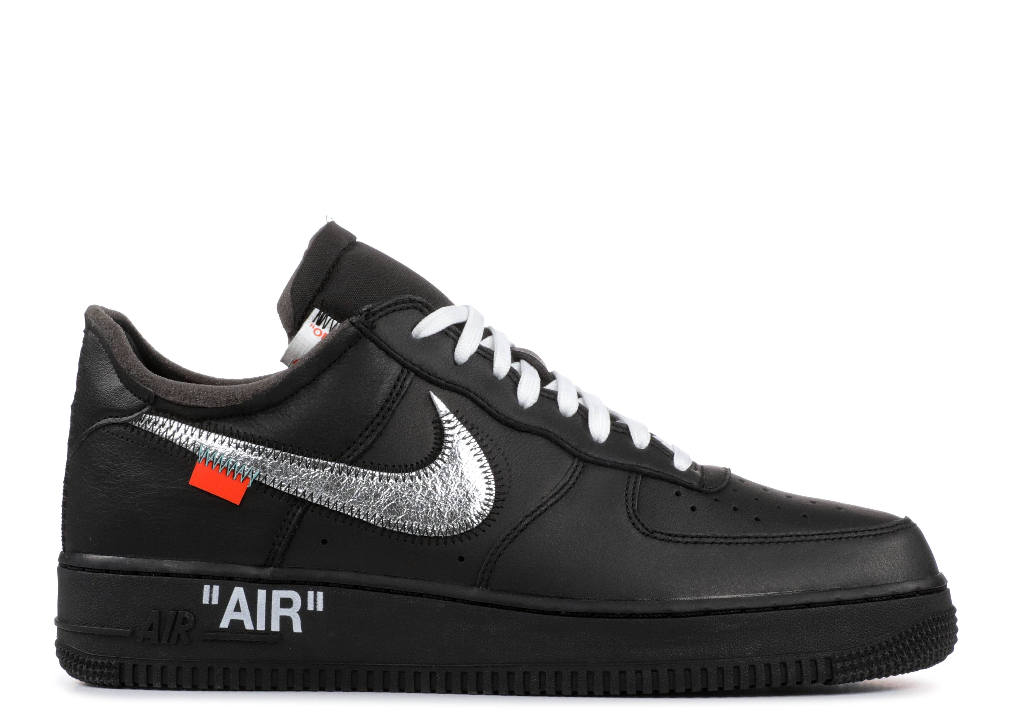 "air force 1 '07 virgil x moma ""Off white x MOMA"""