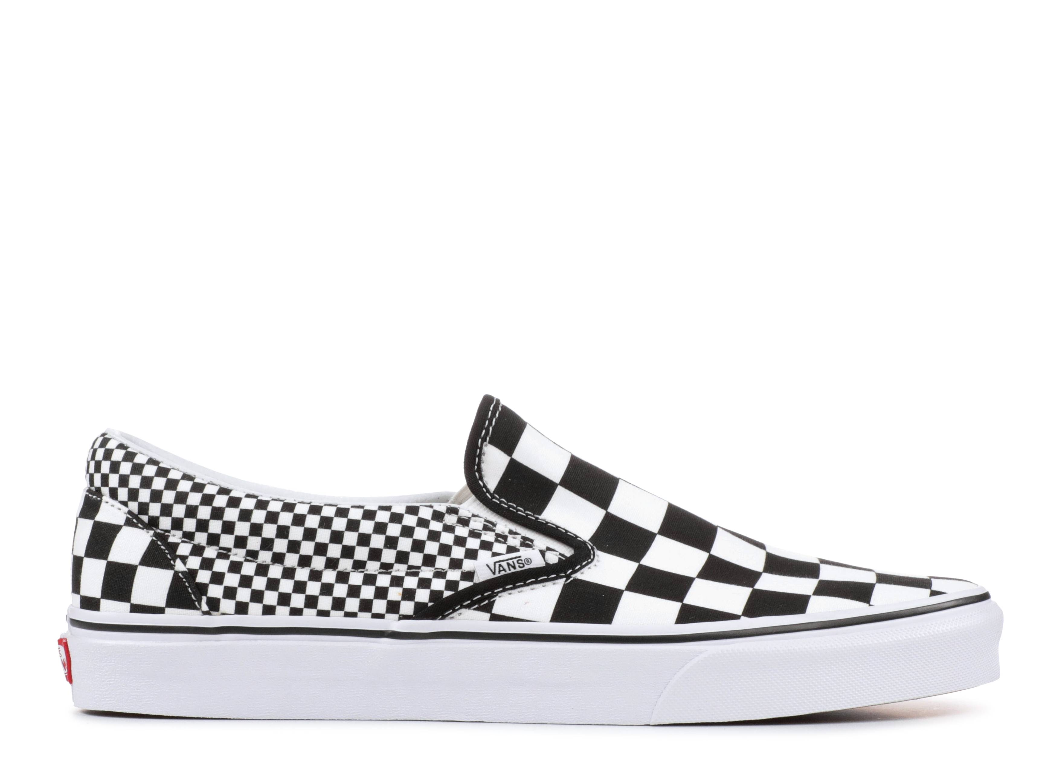 "Classic Slip-On  ""MIx Checker """