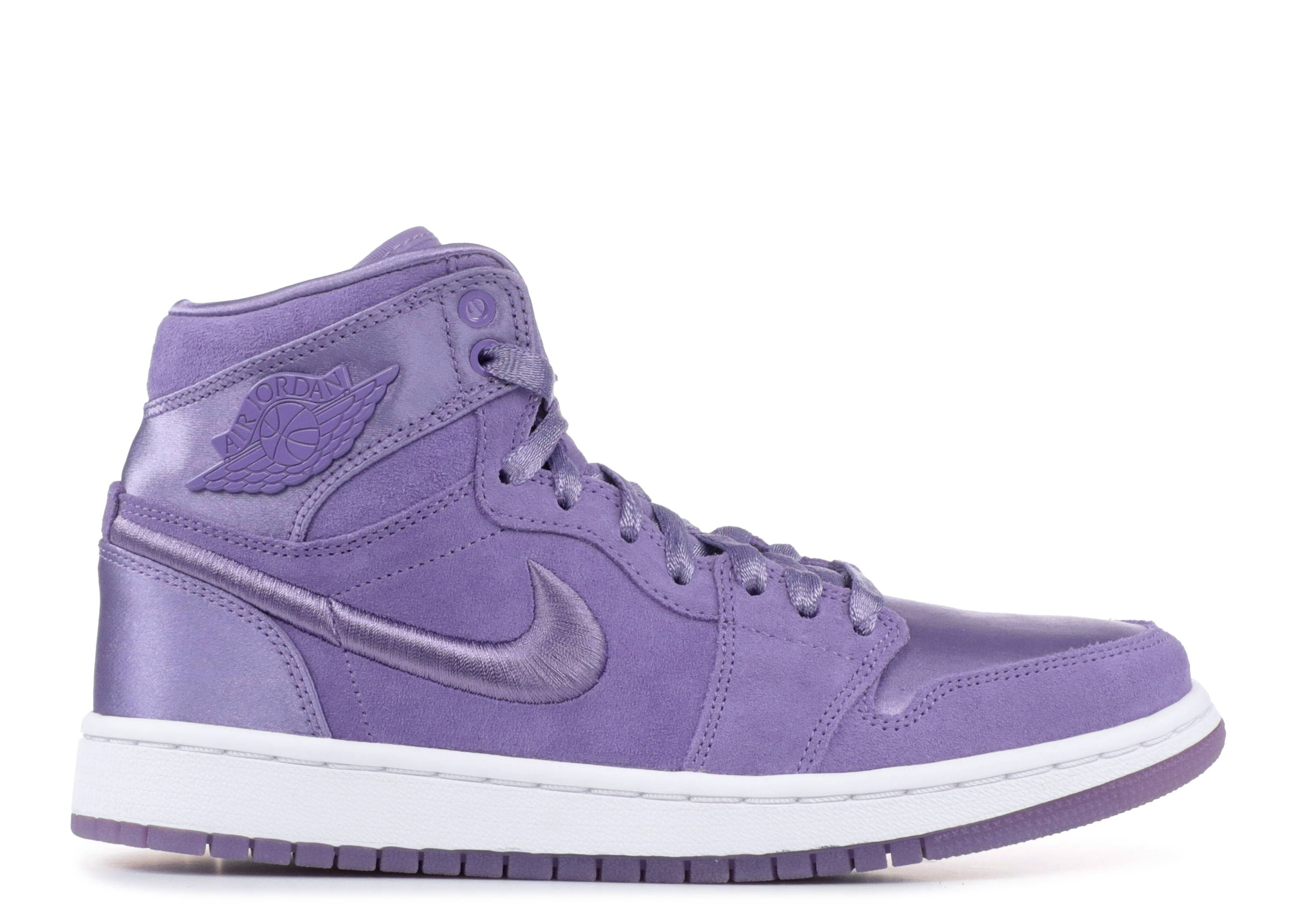 "wmns air jordan 1 ret high soh ""Season of Her: Purple Earth"""