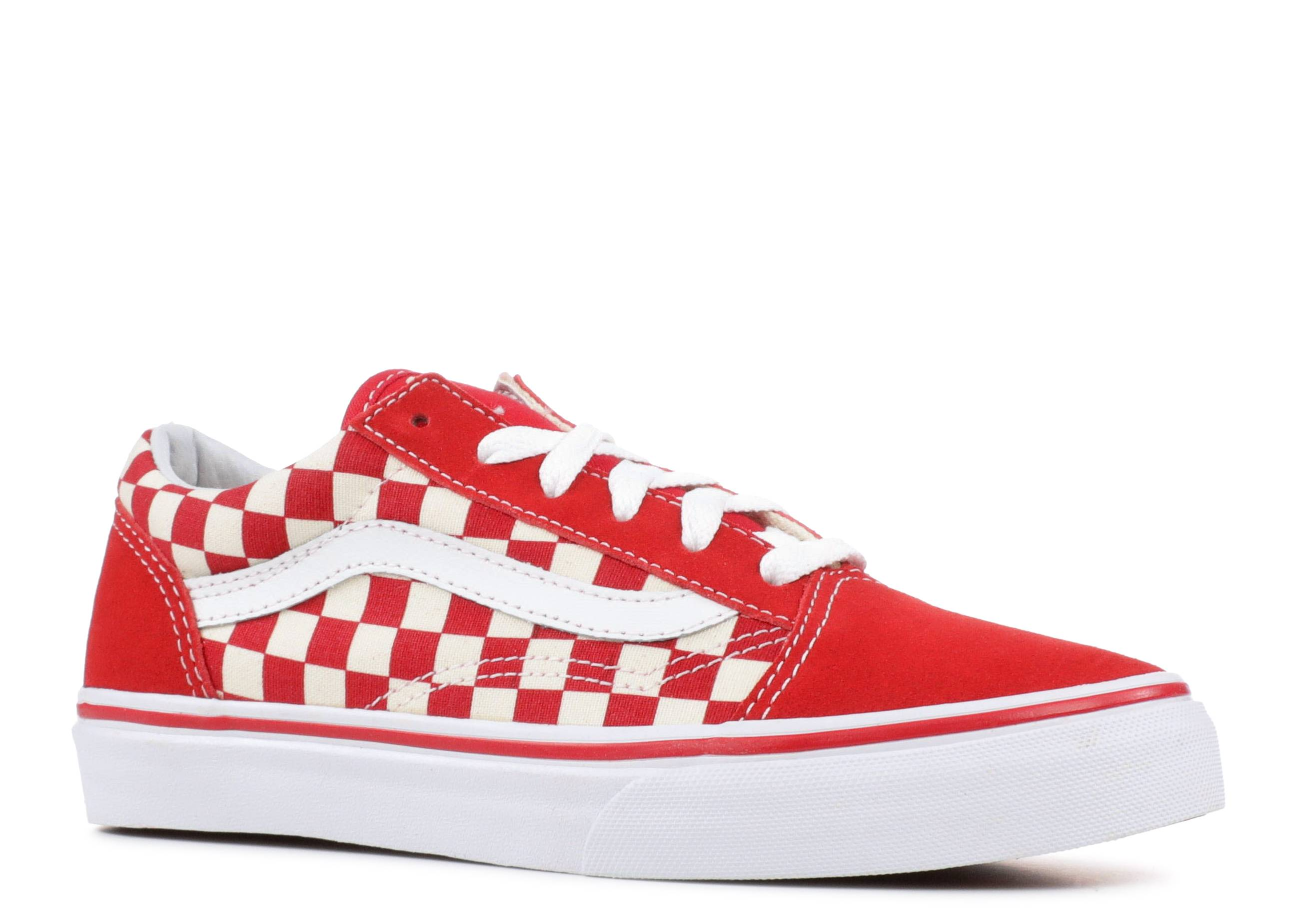 559815882846e6 OLD SKOOL PRIMAR - Vans - VN0A38HBP0T - primary check rng rd w ...
