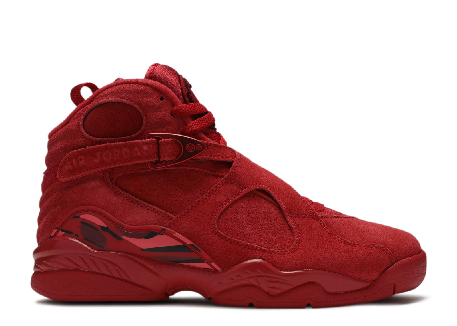 premium selection 81876 4734a wmns air jordan 8 retro vday