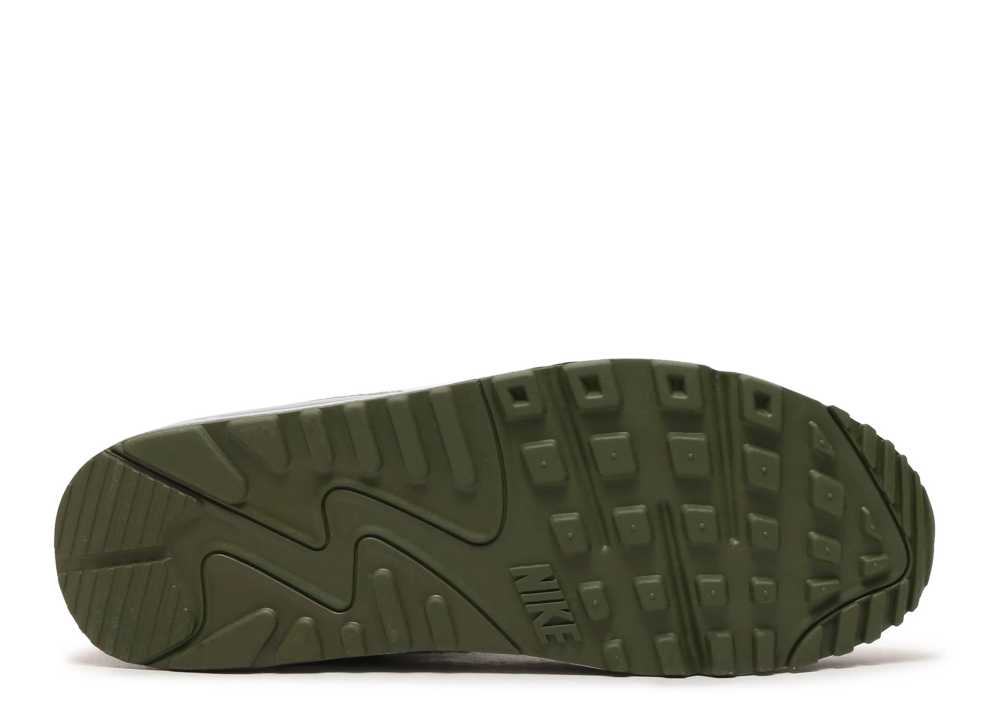 meet 128ea 4a313 AIR MAX 90 HAL - Nike - ah9974 002 - black black-medium olive-flt silver    Flight Club