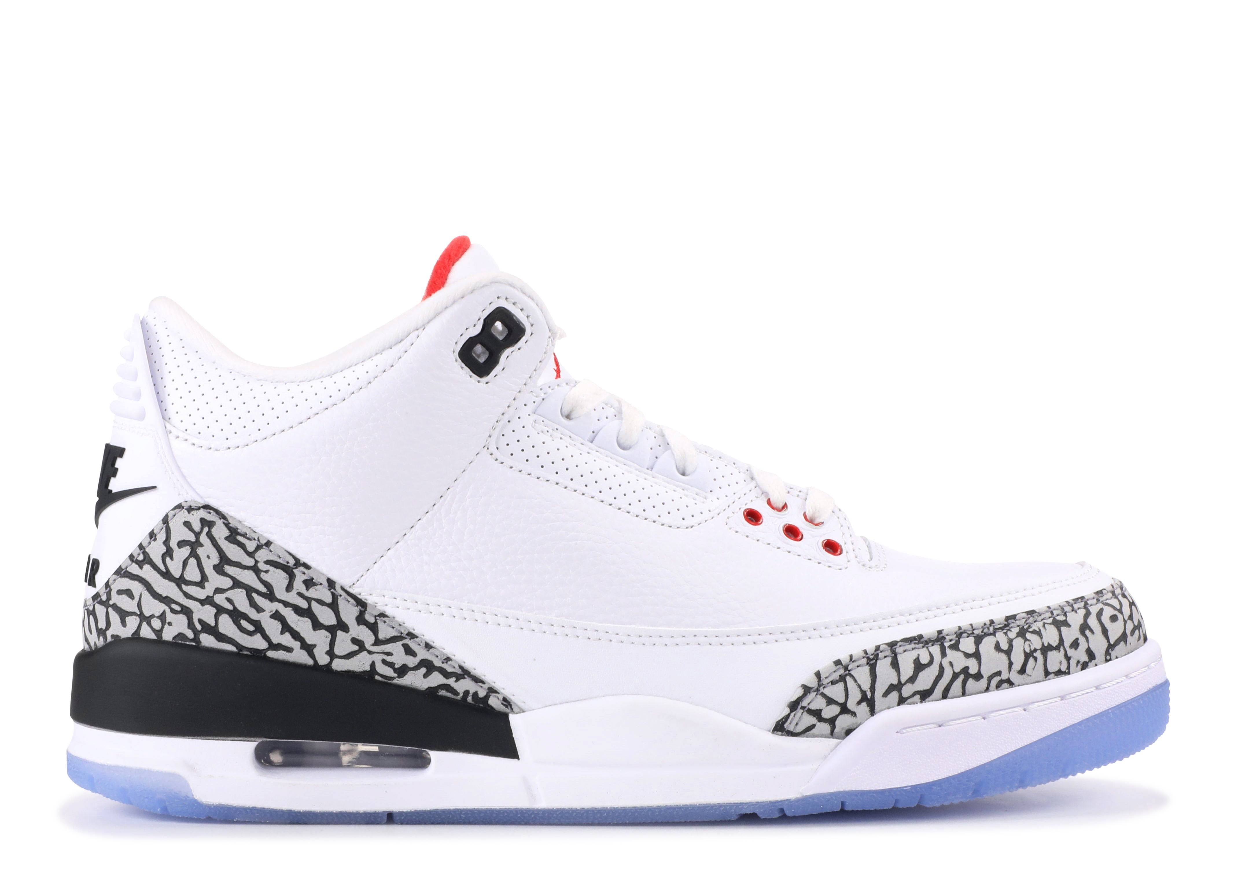 "Air Jordan 3 Retro NRG ""Free Throw Line"""