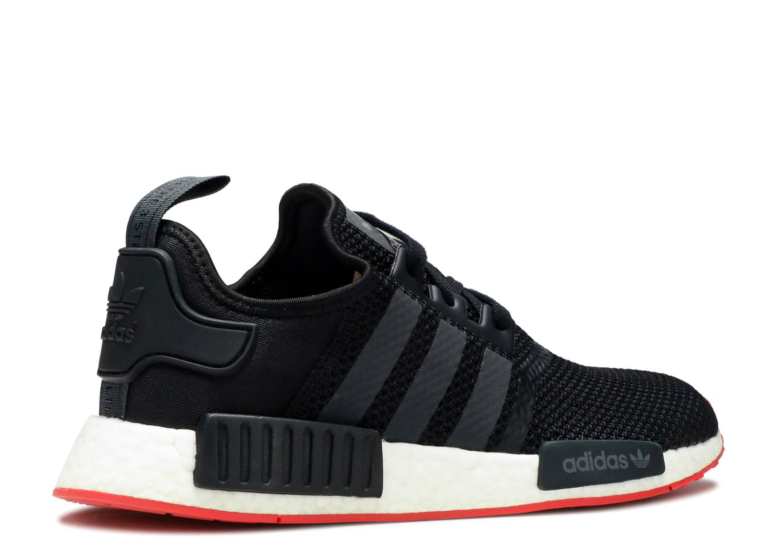 NMD R1 - Adidas - CQ2413 - black white infrared  a447c2e70