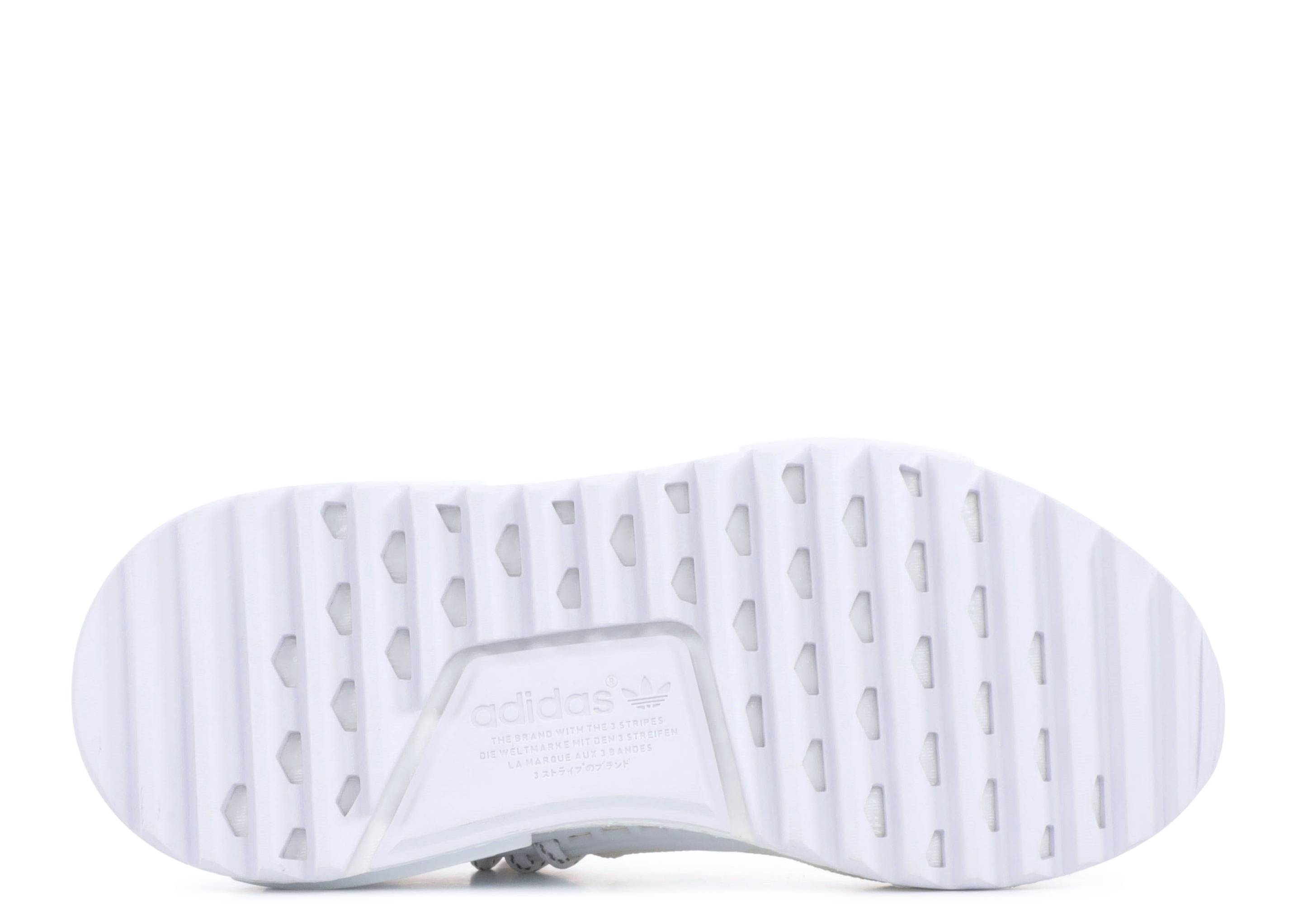 Correo aéreo ozono brecha  Pharrell X NMD Human Race Trail 'Blank Canvas' - Adidas - AC7031 - cream  white/running white/running white   Flight Club