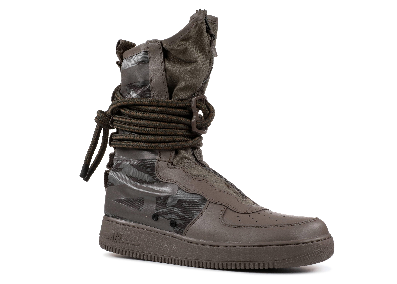 Sf Af1 Hi - Nike - aa1128 203 - ridgerock black sequoia  00948e5a4a