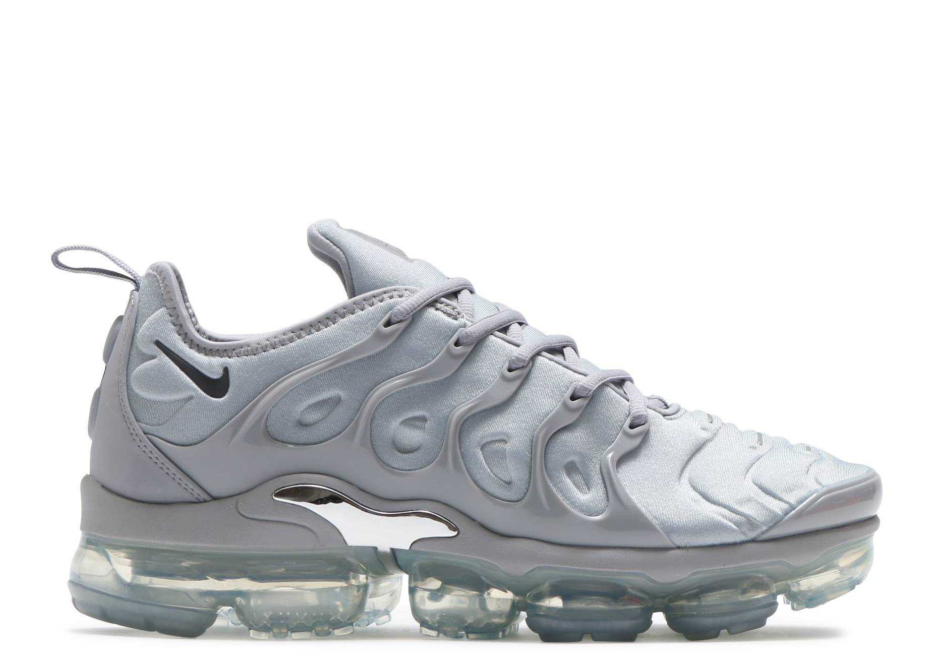 AIR VAPORMAX PLUS - Nike - 924453 005 - wolf grey dark grey-metallic ... 68e2480dc