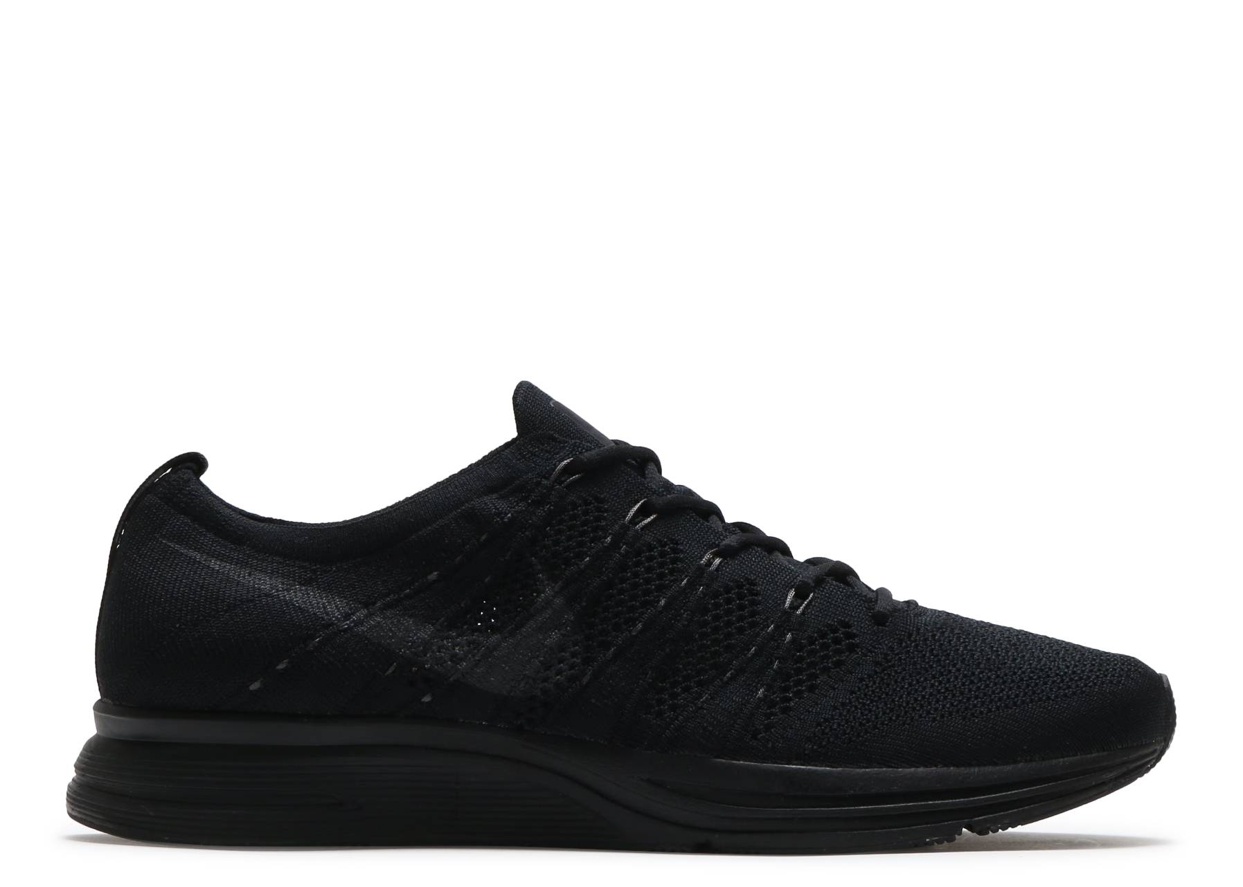 0df601a86115 FLYKNIT TRAINER - Nike - ah8396 004 - black anthracite-black ...