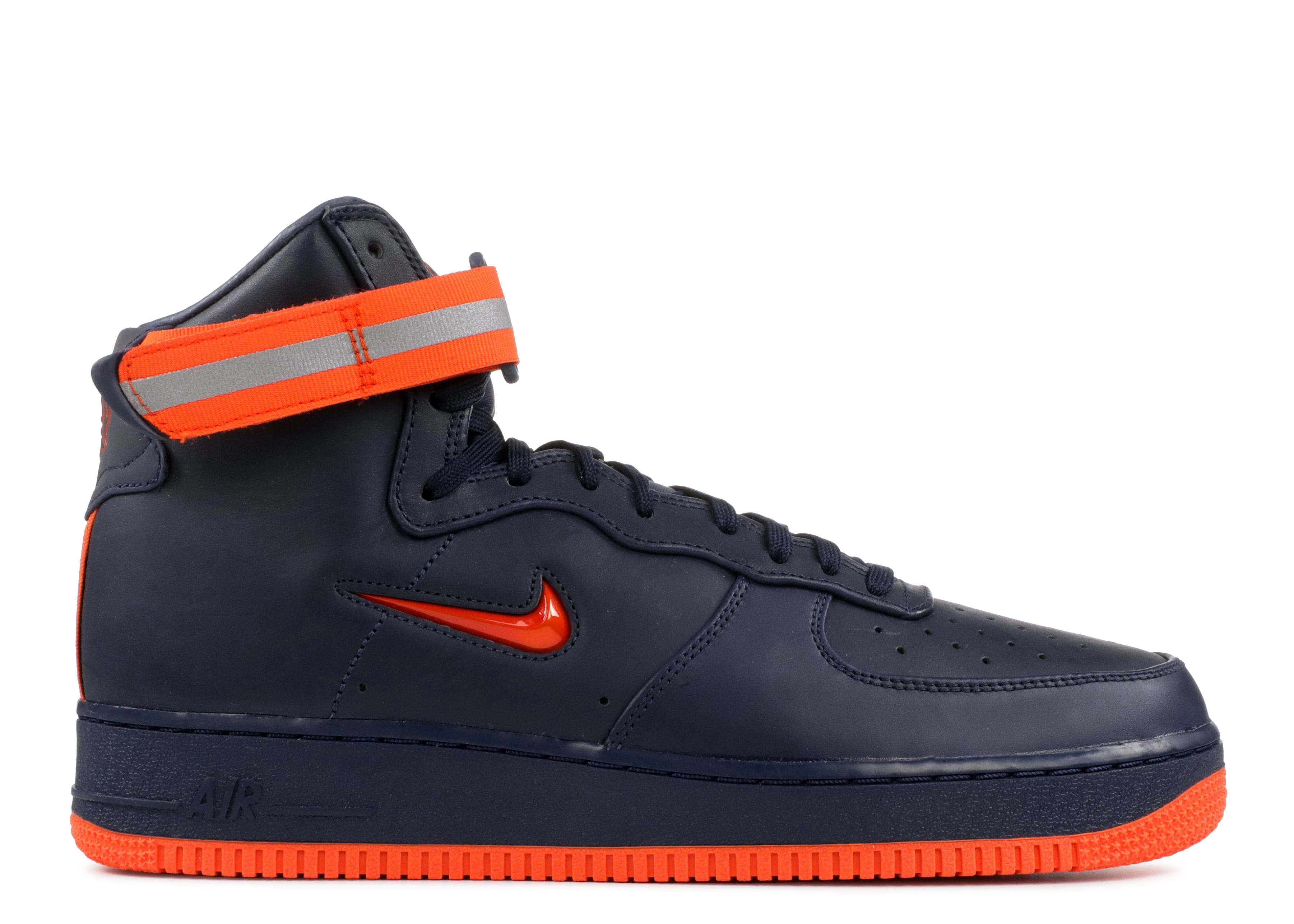 new product 8883f c77d4 nike. air force 1 high retro prm qs