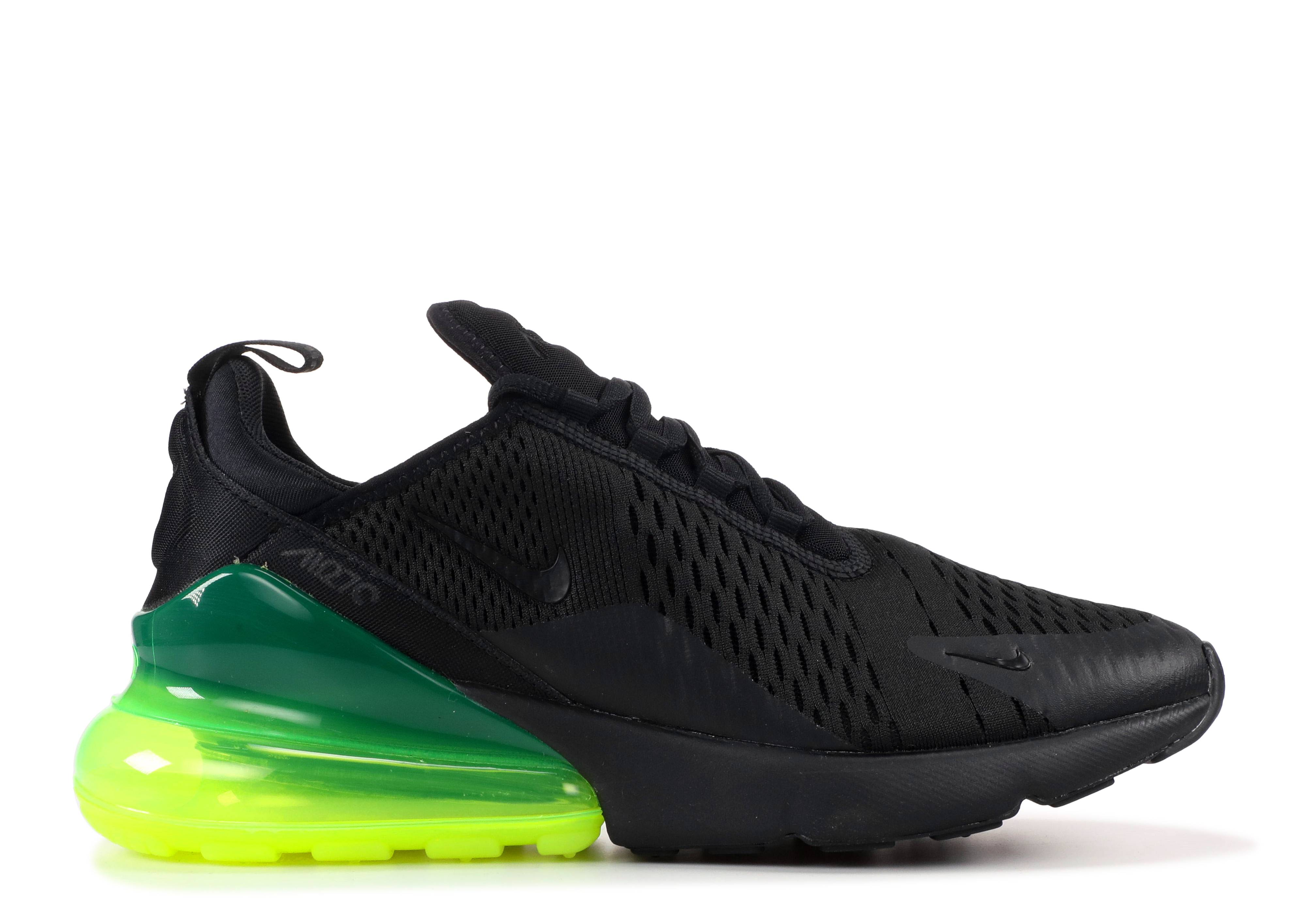 air max 270 black volt