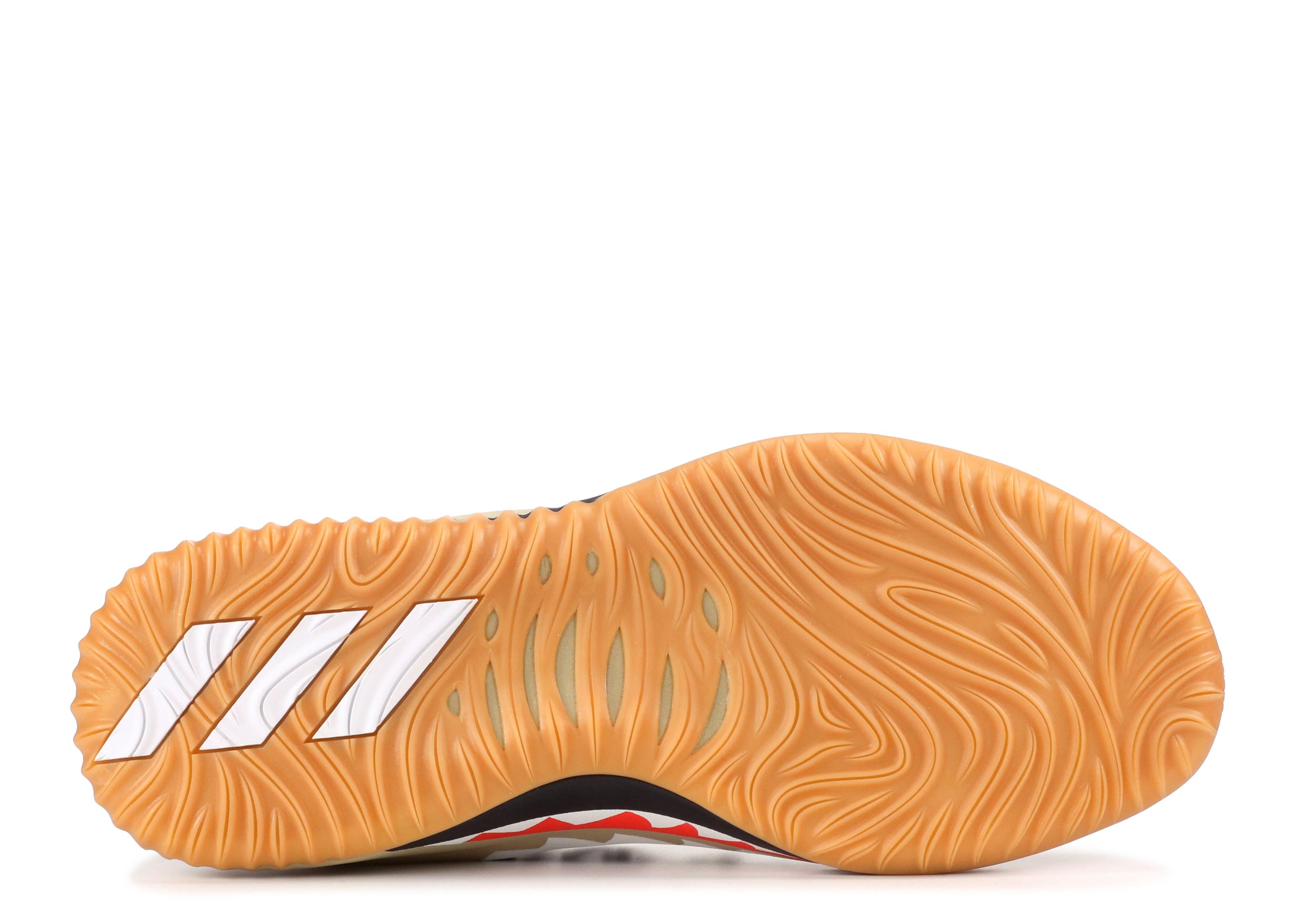 sports shoes 0ce1e e0368 Dame 4 Bape