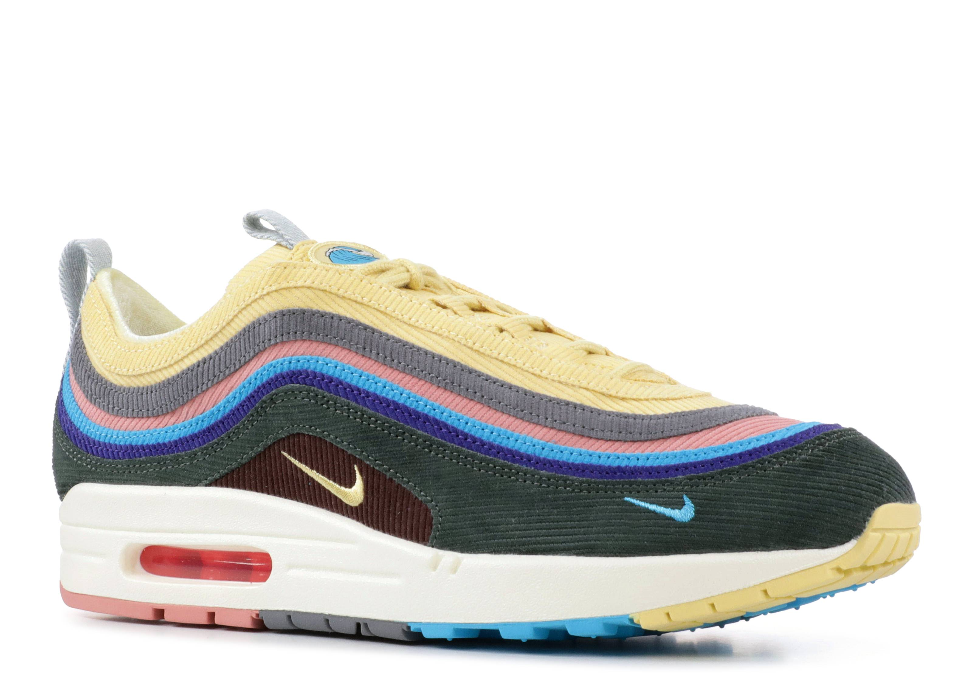 best authentic 07223 144ec Nike Air Max 97 1 Sean Wotherspoon (Extra Lace Only) - 1