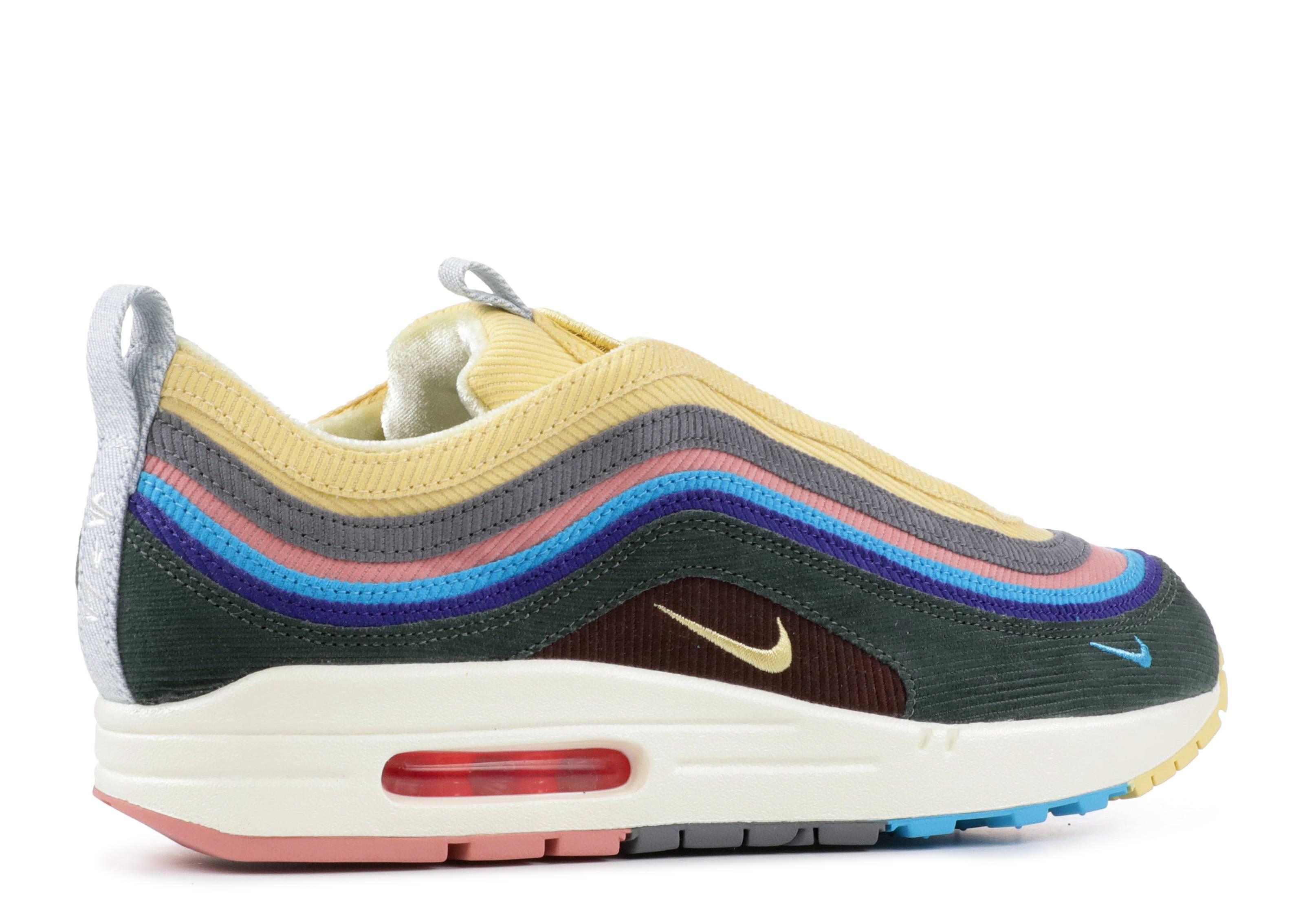 promo code e4c56 4c675 Nike Air Max 97 1 Sean Wotherspoon (Extra Lace Only) - 3